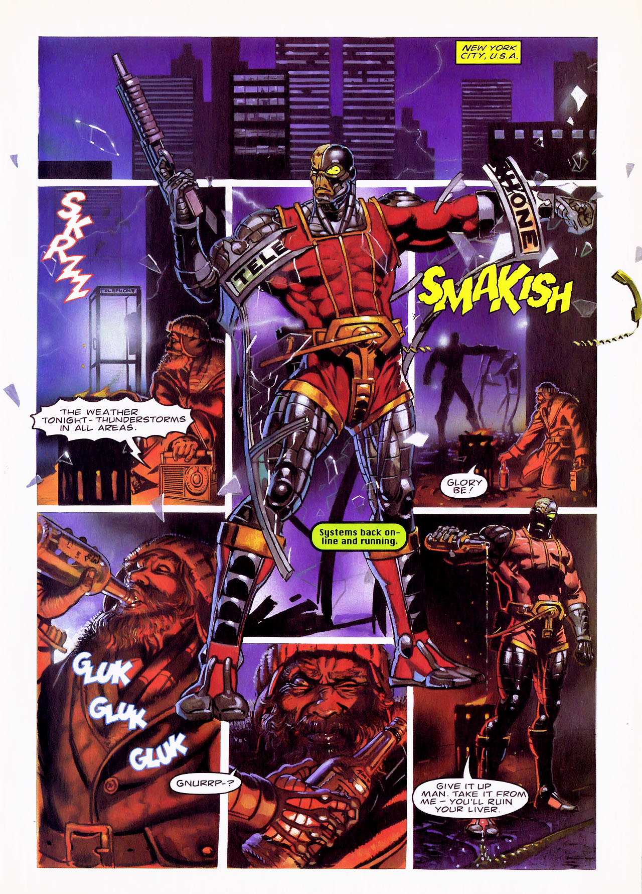 Read online Overkill comic -  Issue #17 - 22