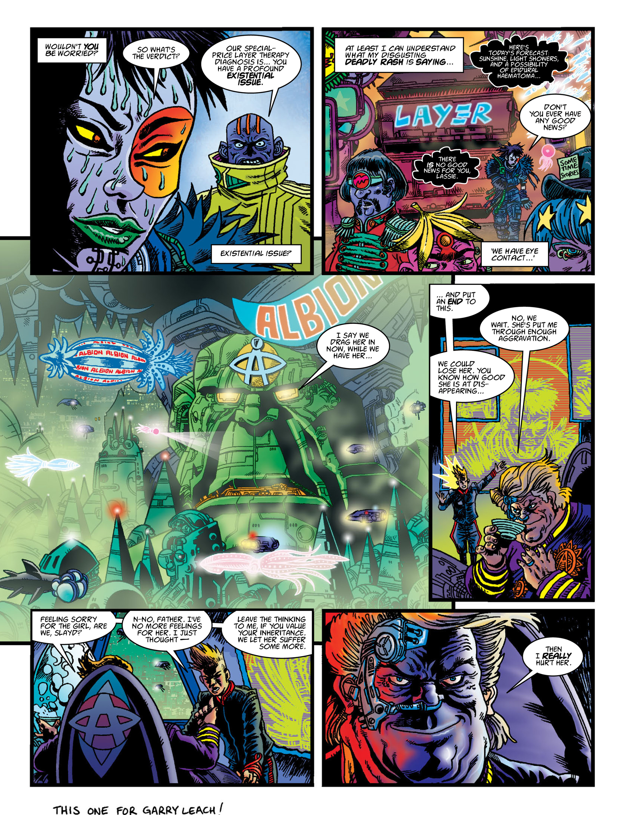 Read online 2000 AD comic -  Issue #2004 - 24