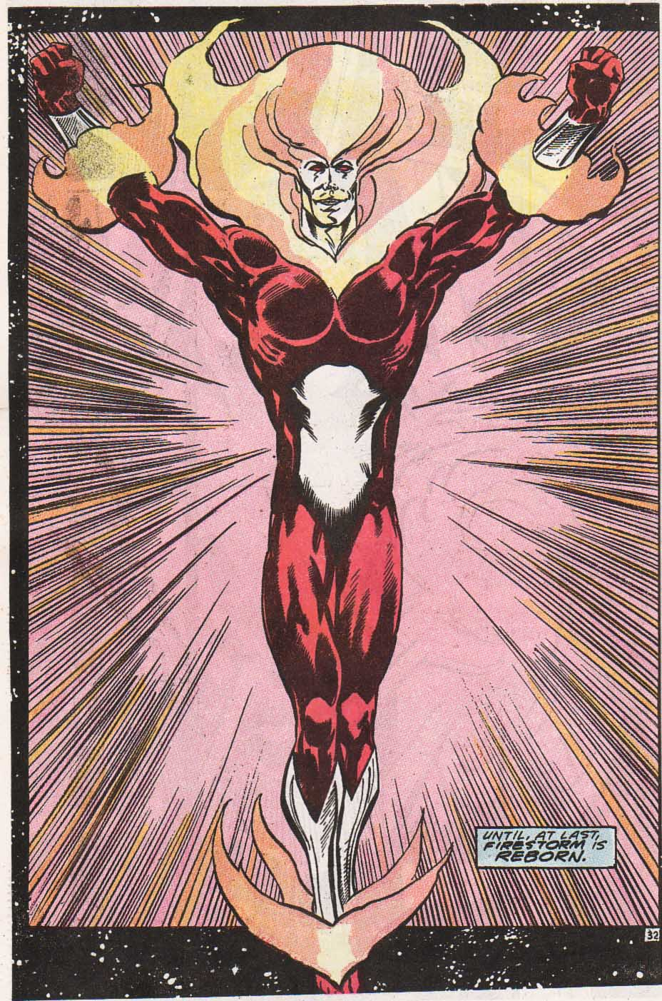 Firestorm, the Nuclear Man Issue #100 #36 - English 33