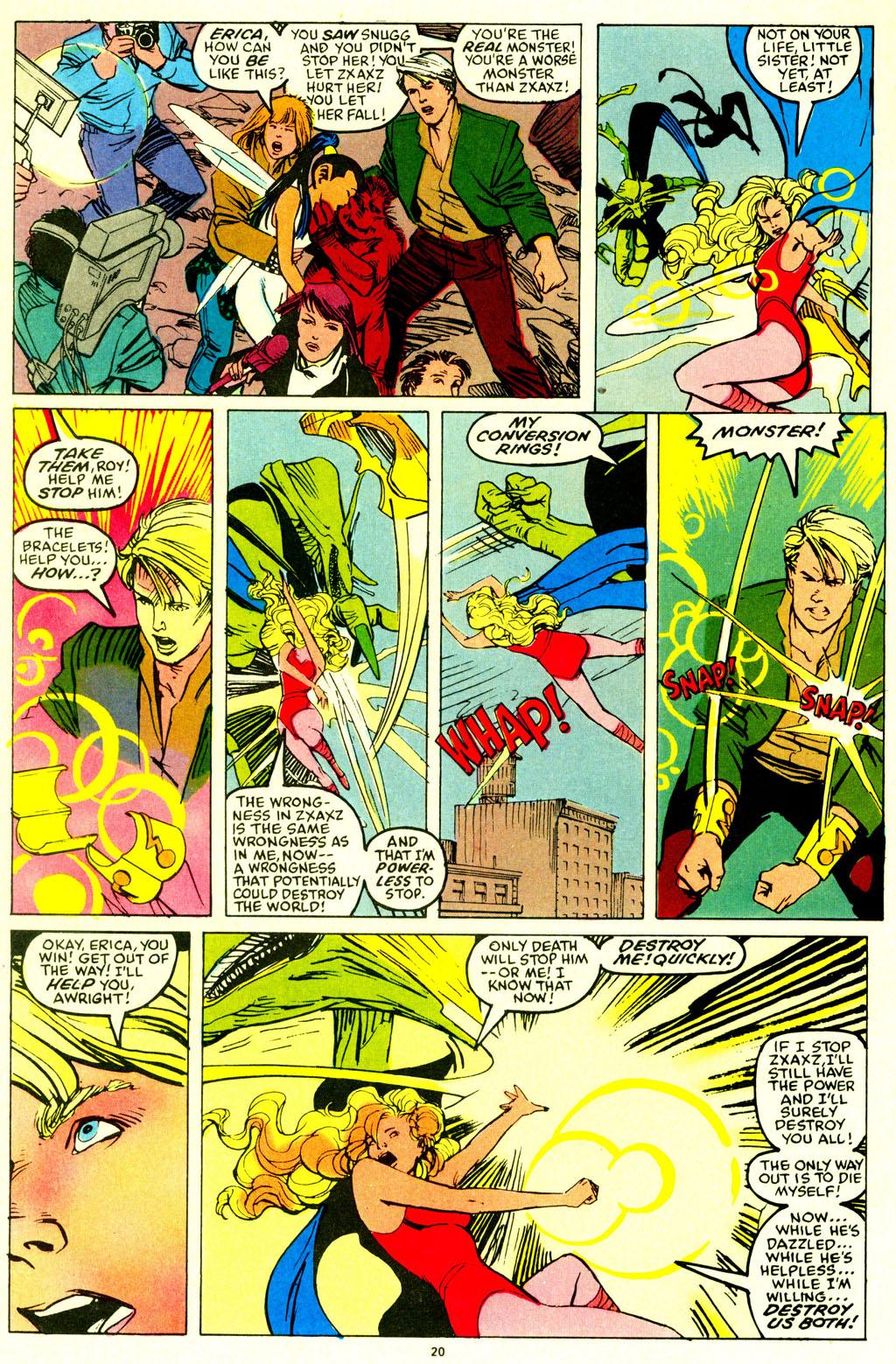 Read online Spellbound comic -  Issue #6 - 21