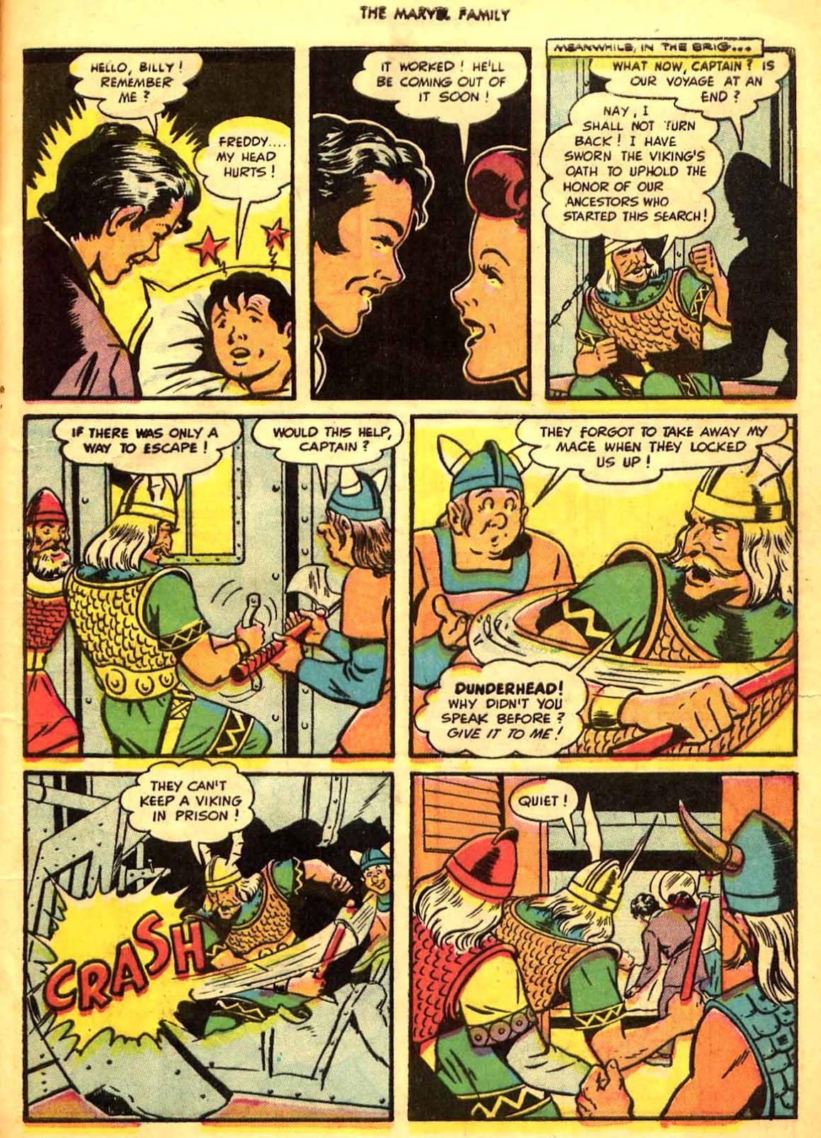 The Marvel Family issue 9 - Page 11