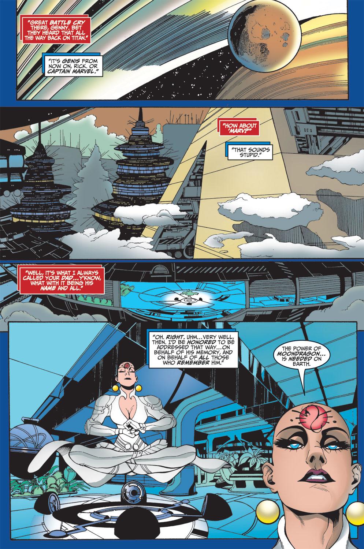 Captain Marvel (1999) Issue #1 #2 - English 17
