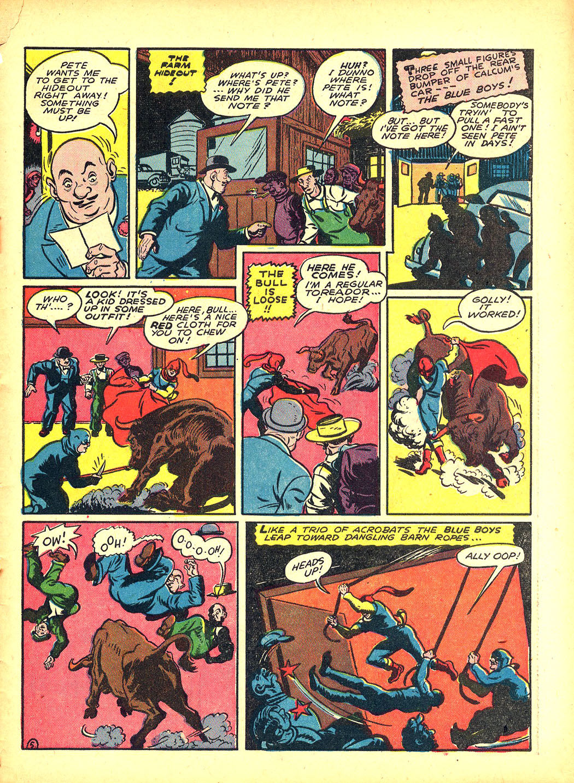 Read online Sensation (Mystery) Comics comic -  Issue #5 - 53