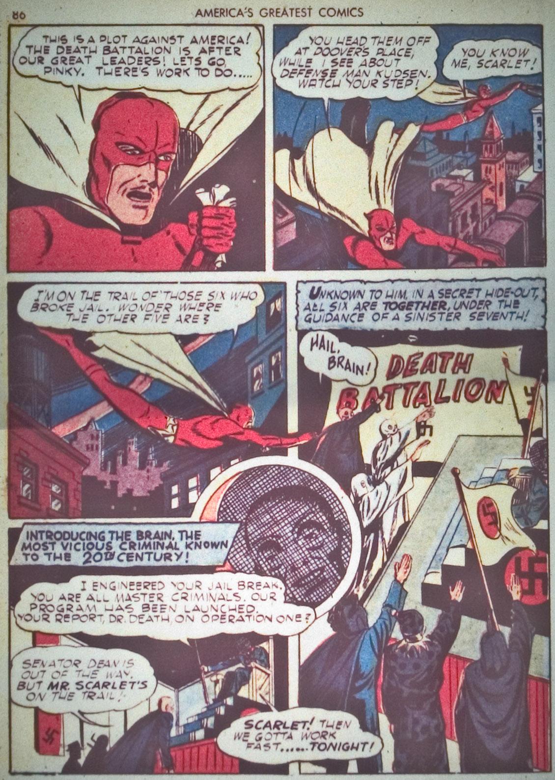 Read online America's Greatest Comics comic -  Issue #1 - 89