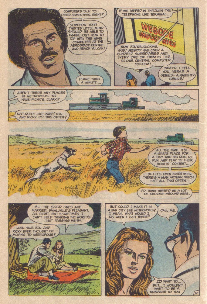 Read online Superman III comic -  Issue # Full - 20