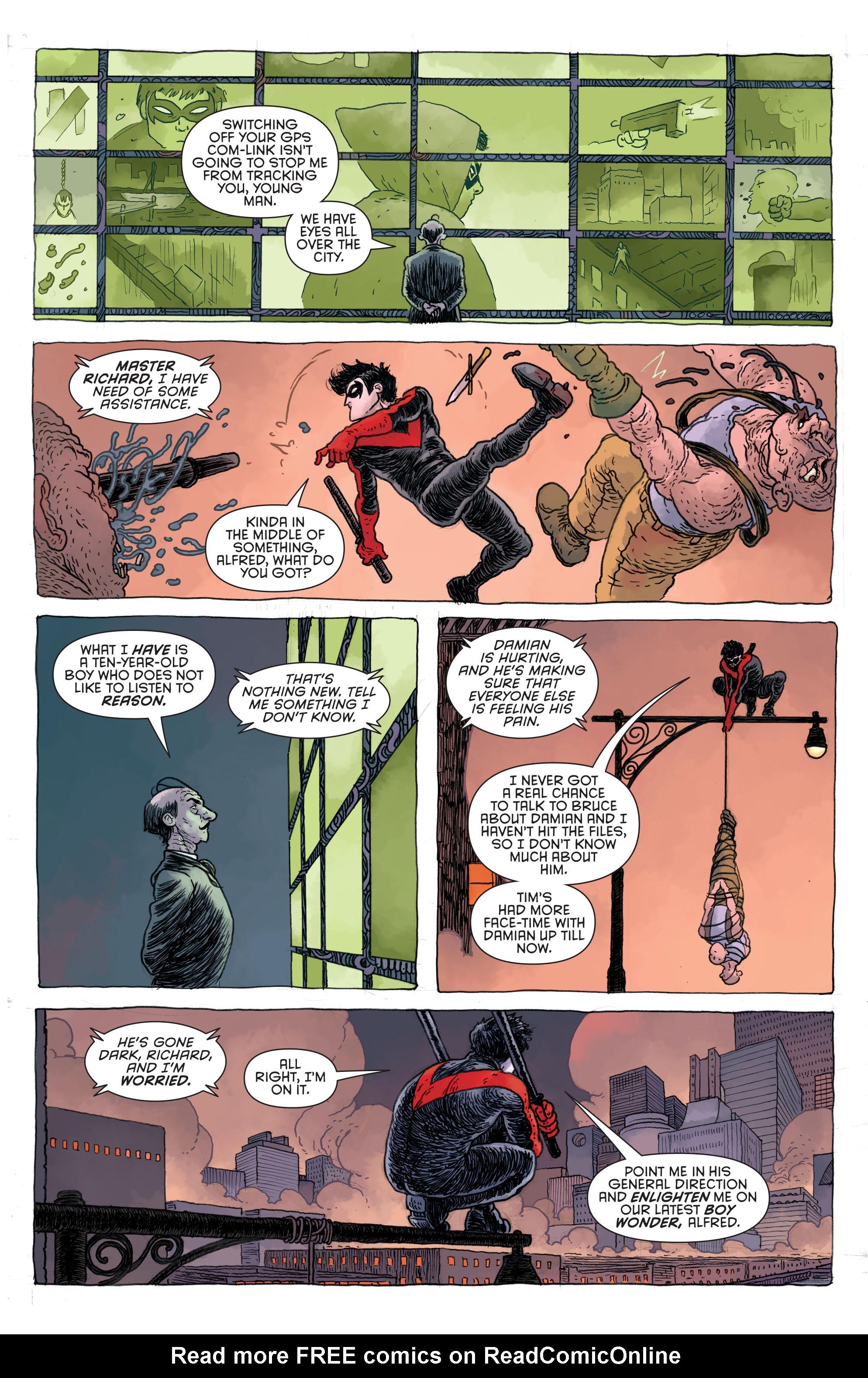 Read online Secret Origins (2014) comic -  Issue #4 - 29