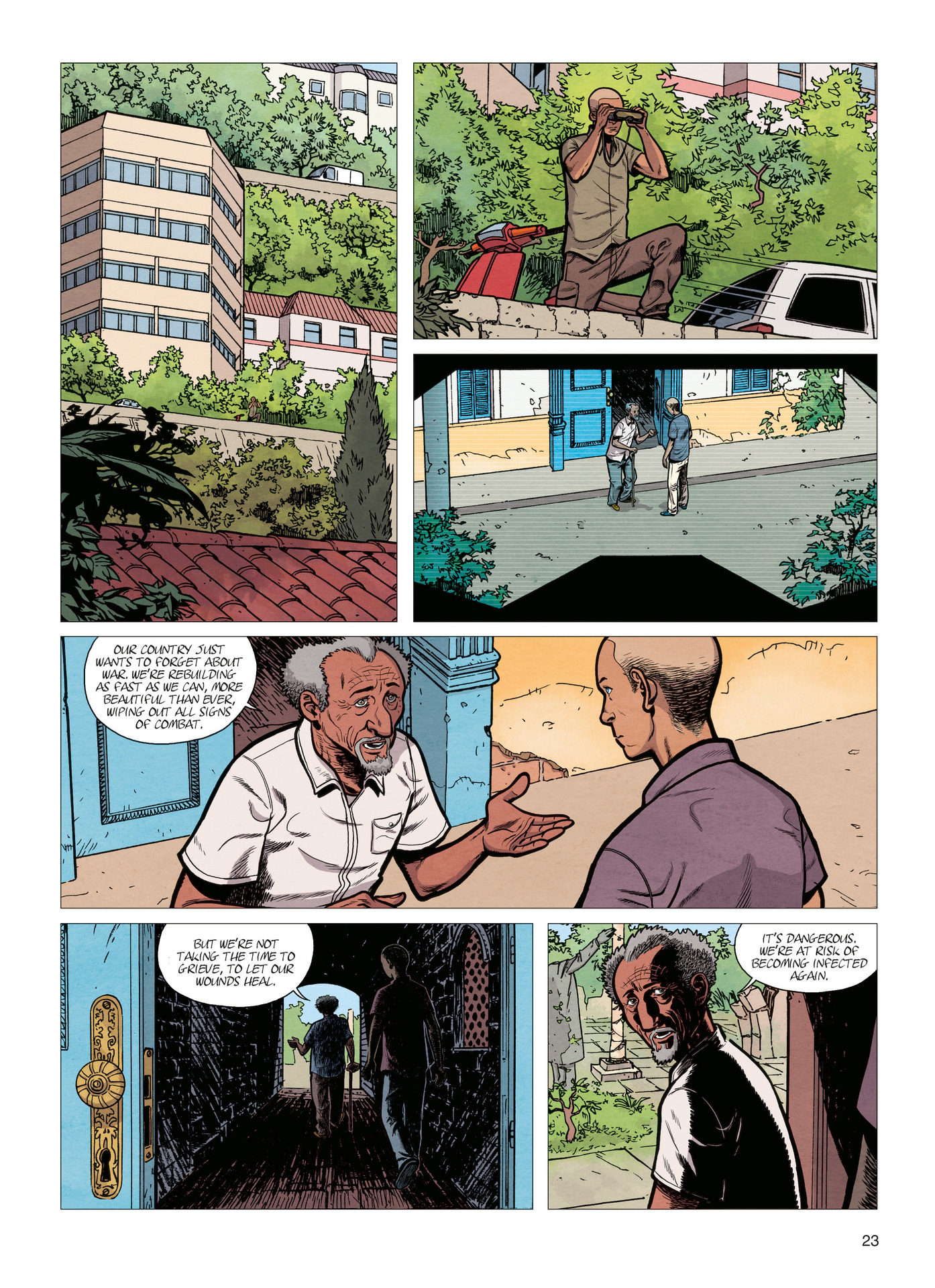 Read online Alter Ego comic -  Issue #4 - 25