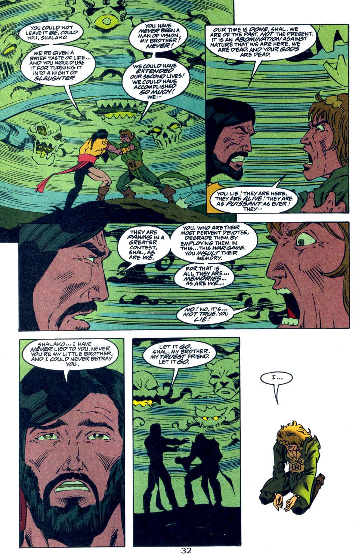 Read online Aquaman (1994) comic -  Issue #Aquaman (1994) _Annual 4 - 32