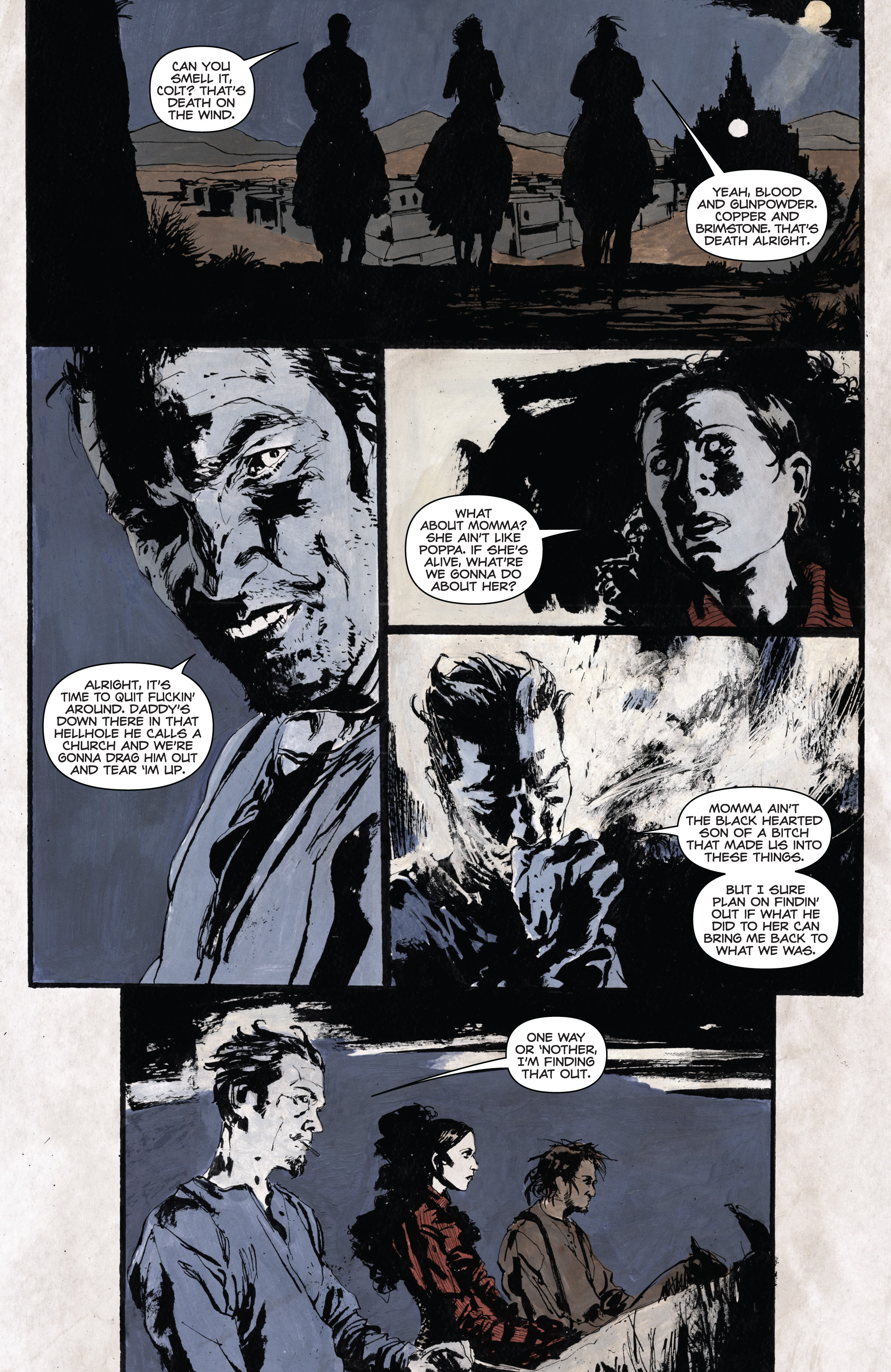 Read online Dead Irons comic -  Issue # TPB - 83