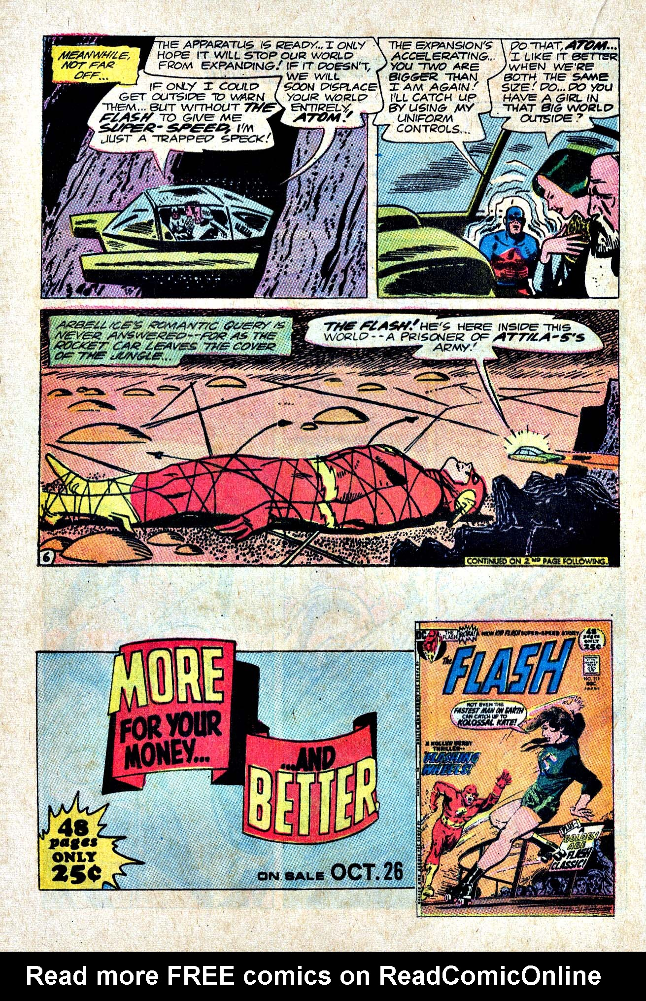 Read online Action Comics (1938) comic -  Issue #407 - 31