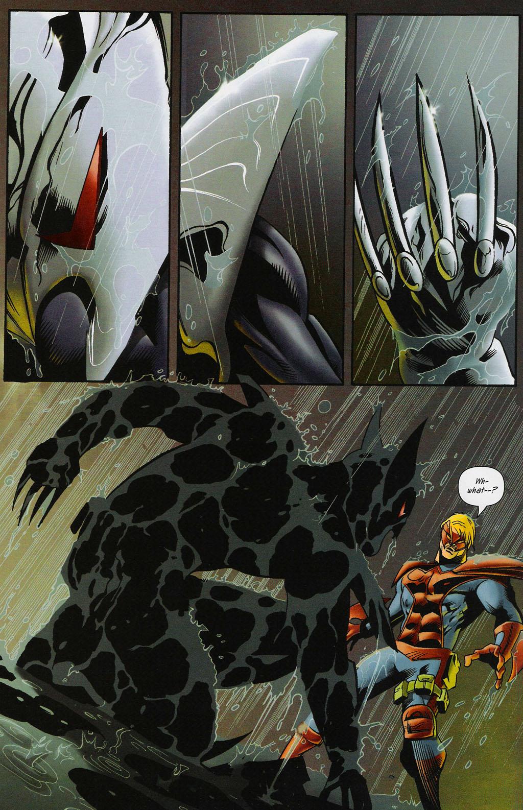 Read online ShadowHawk (2005) comic -  Issue #4 - 15