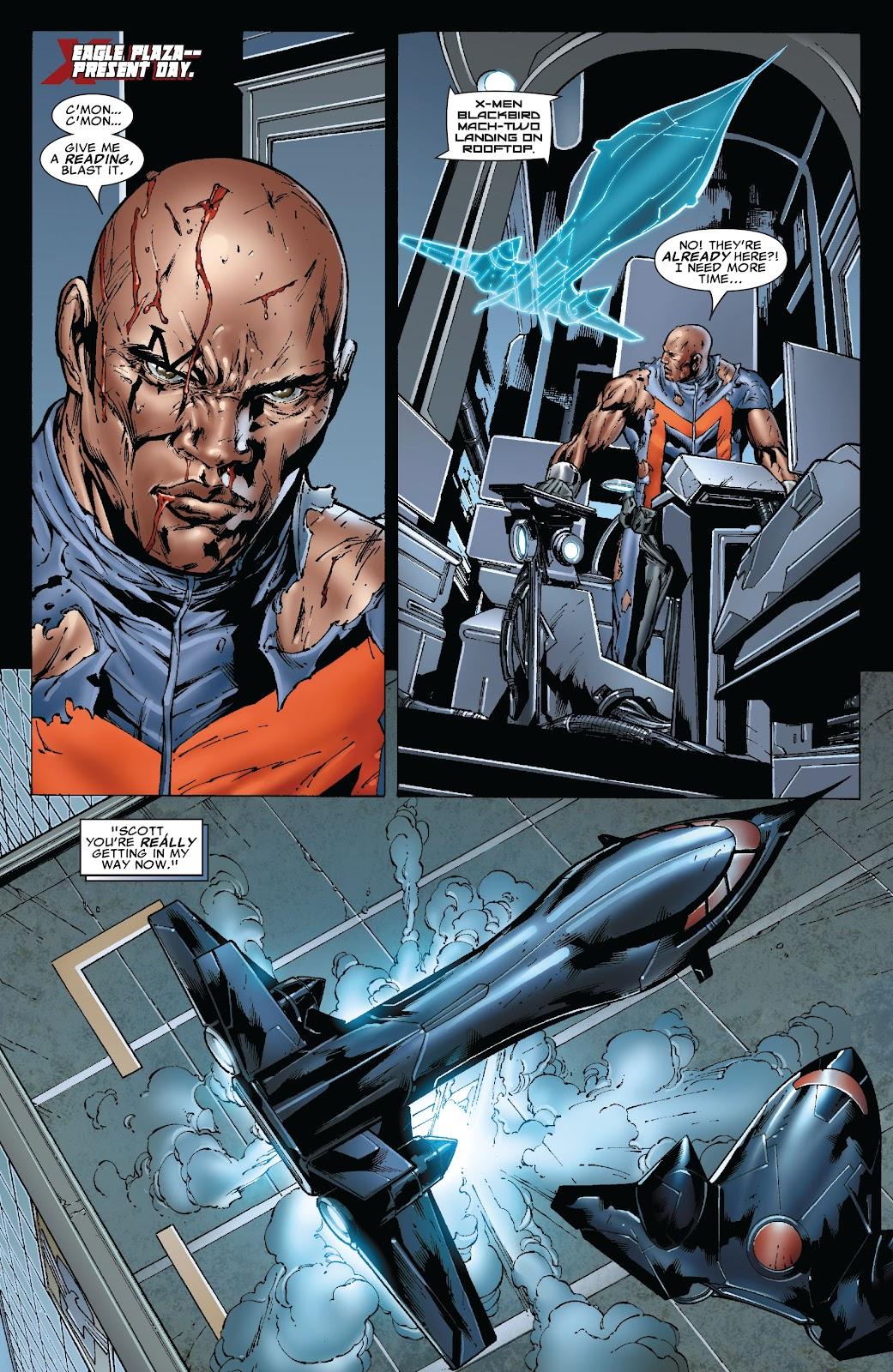 X-Men Milestones: Messiah Complex TPB (Part 3) | Read All Comics Online For Free