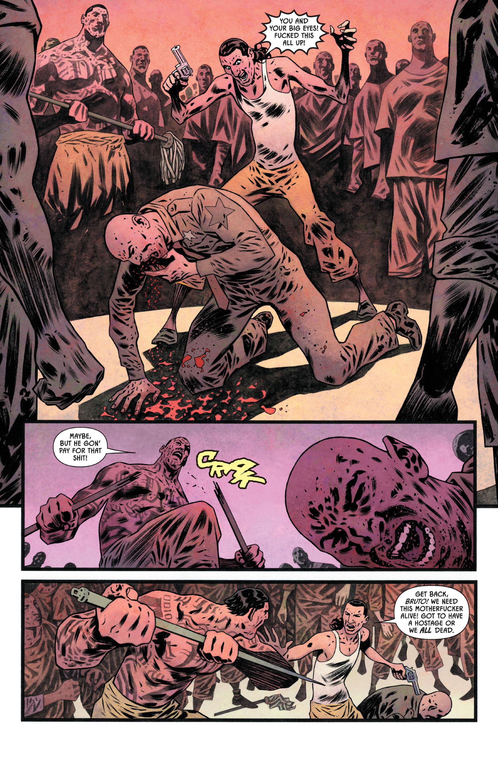 Read online Dead Inside comic -  Issue #5 - 4