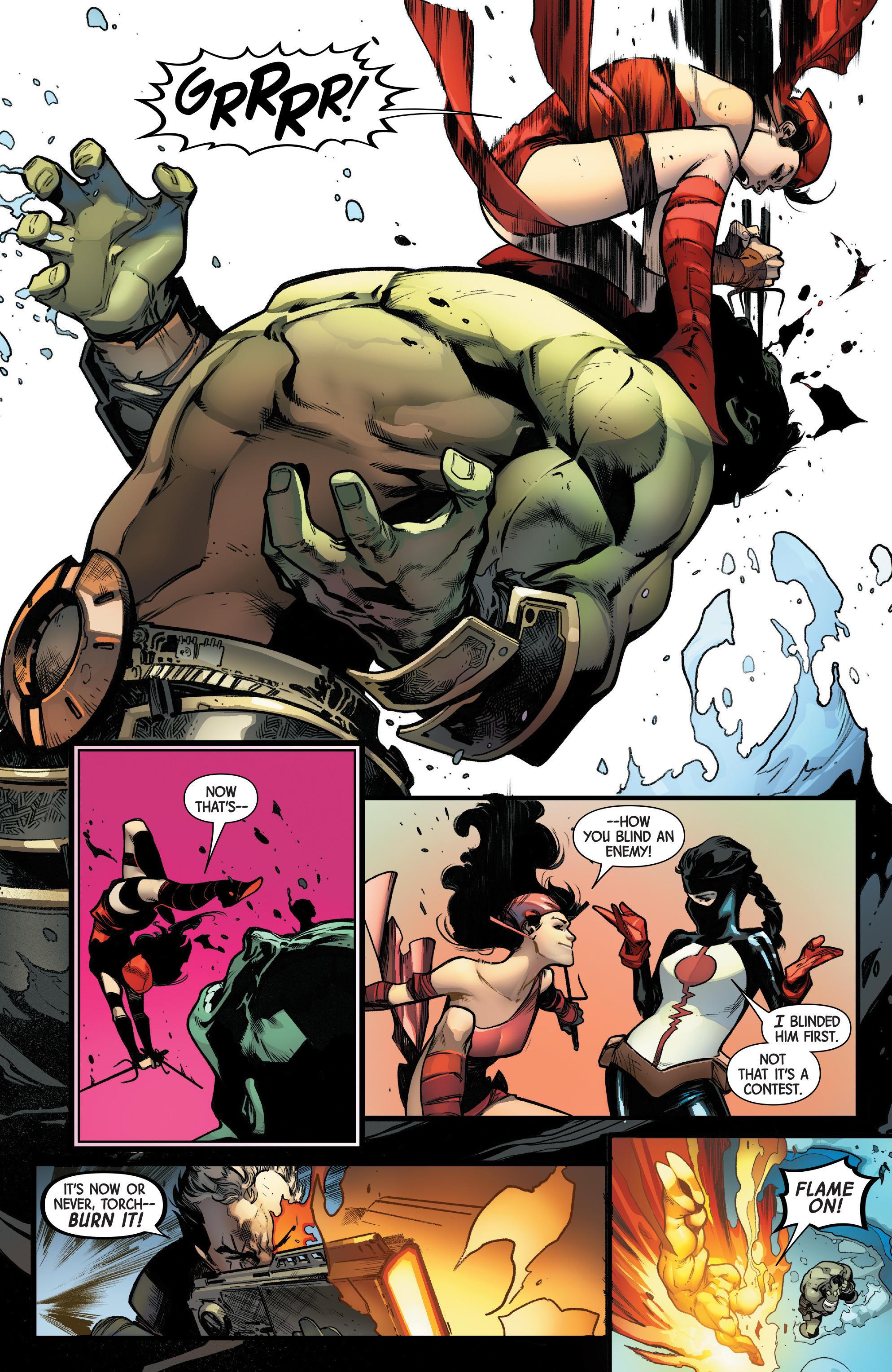 Read online Uncanny Avengers [II] comic -  Issue #17 - 6