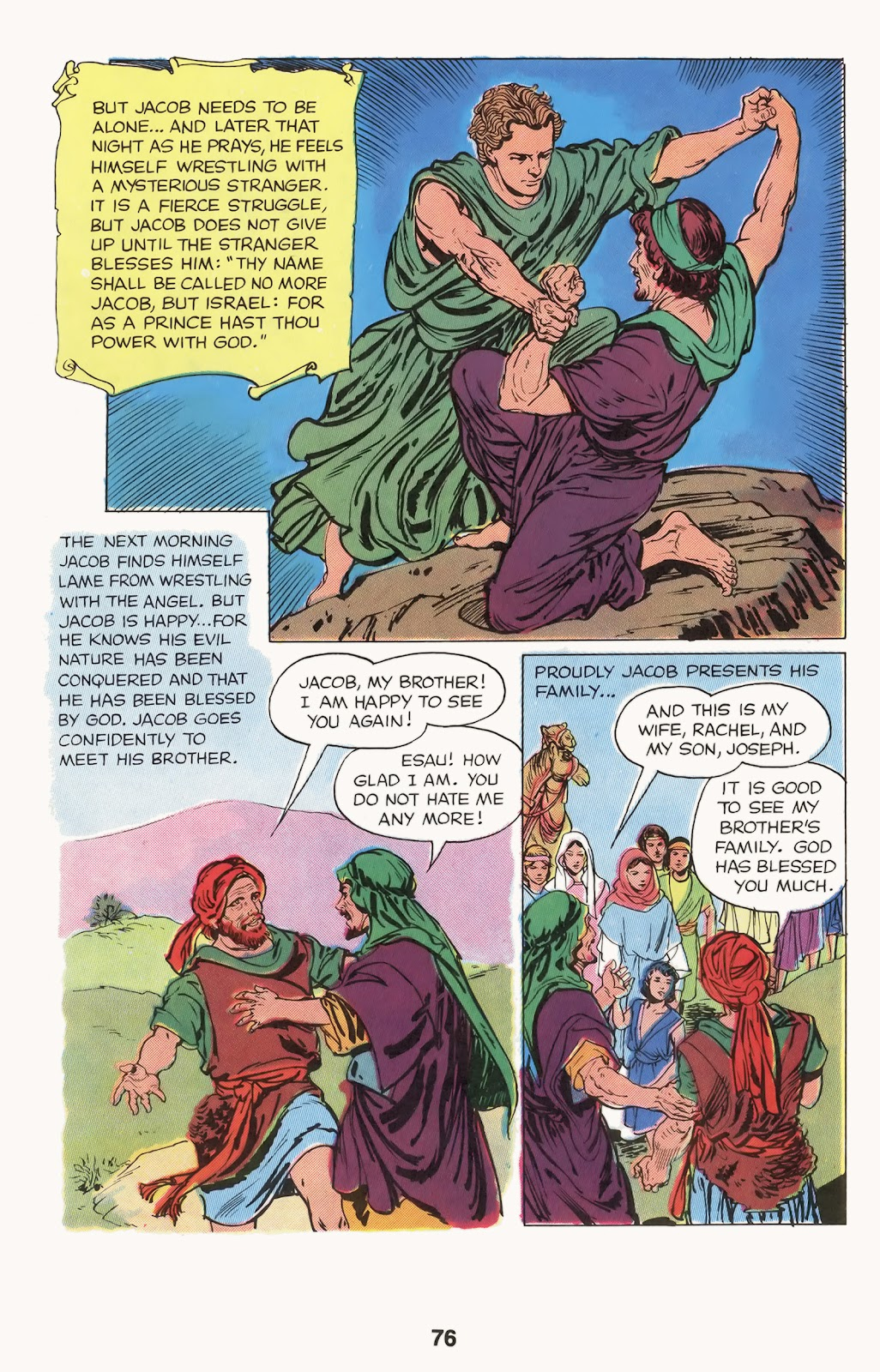 The Picture Bible issue TPB (Part 1) - Page 78