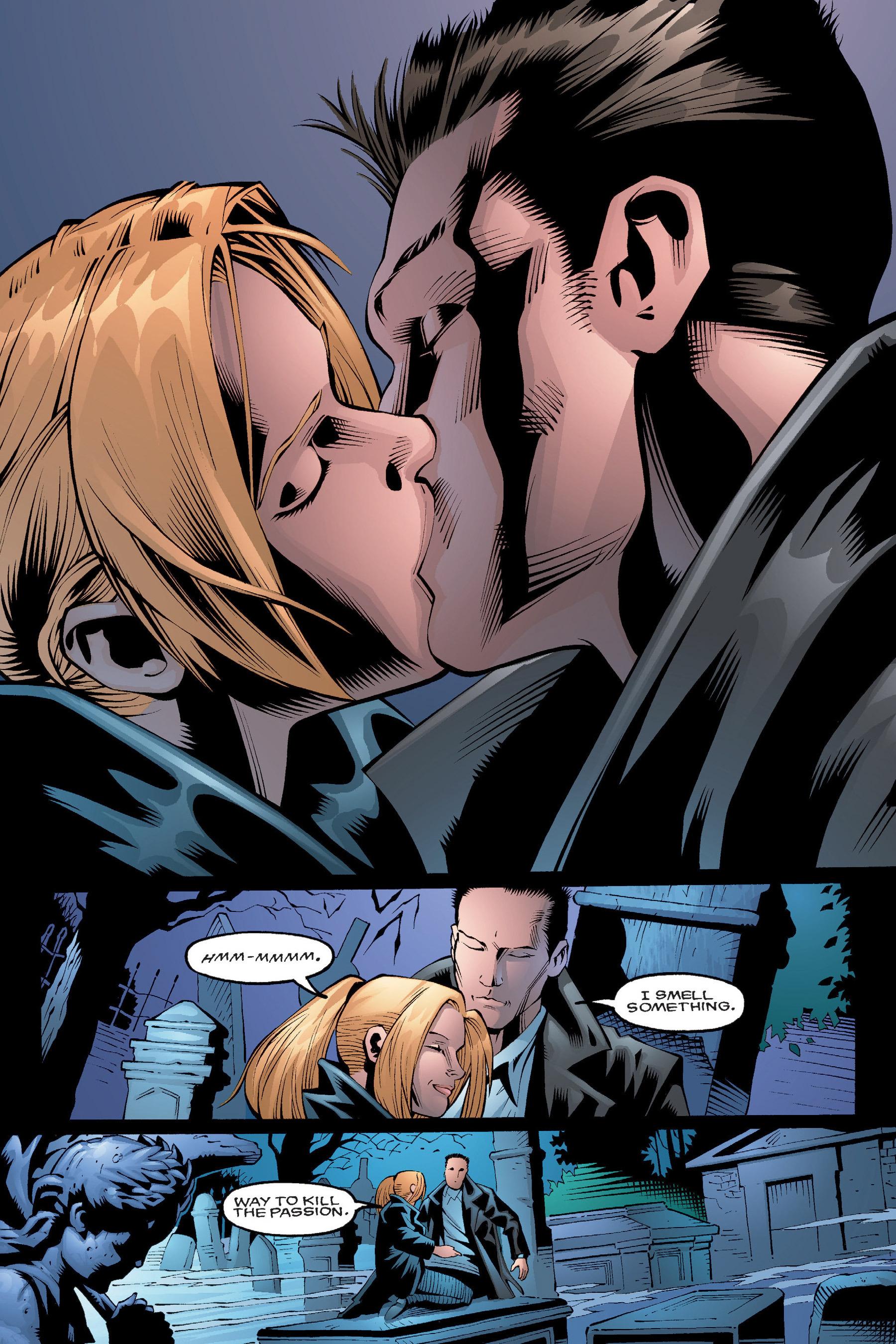 Read online Buffy the Vampire Slayer: Omnibus comic -  Issue # TPB 4 - 10