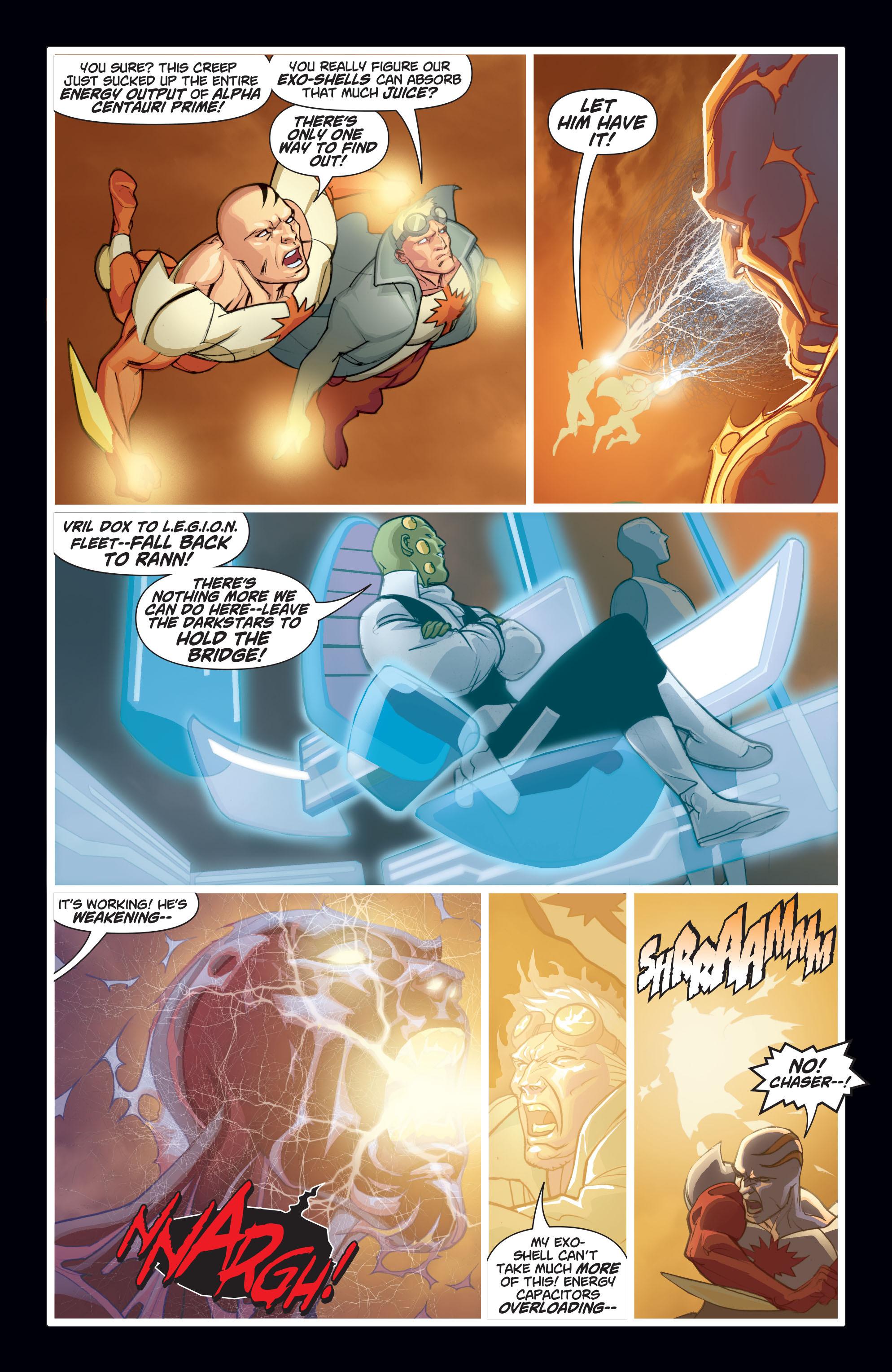 Read online Adam Strange (2004) comic -  Issue #8 - 14