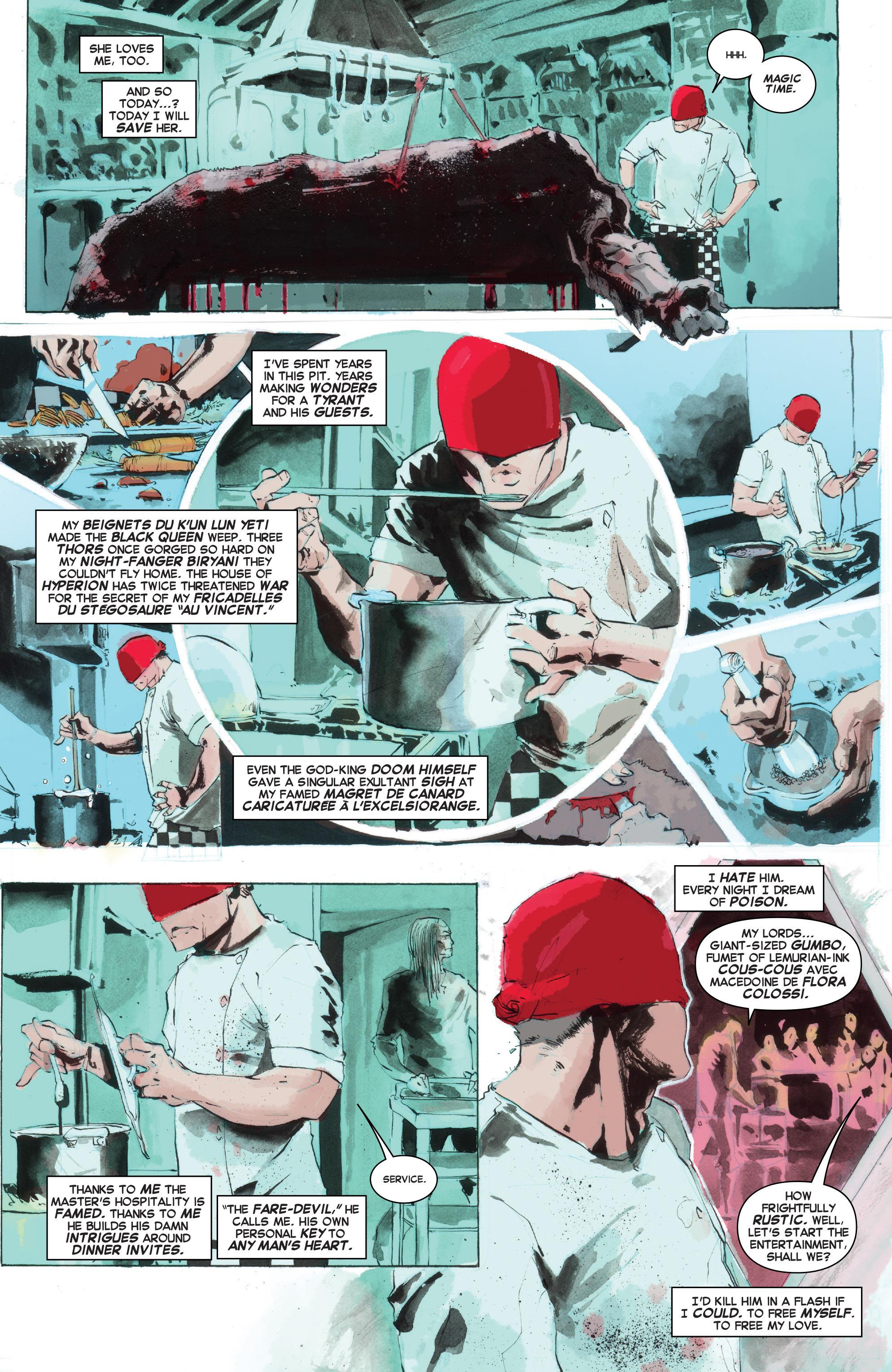 Read online Secret Wars Journal comic -  Issue #2 - 16