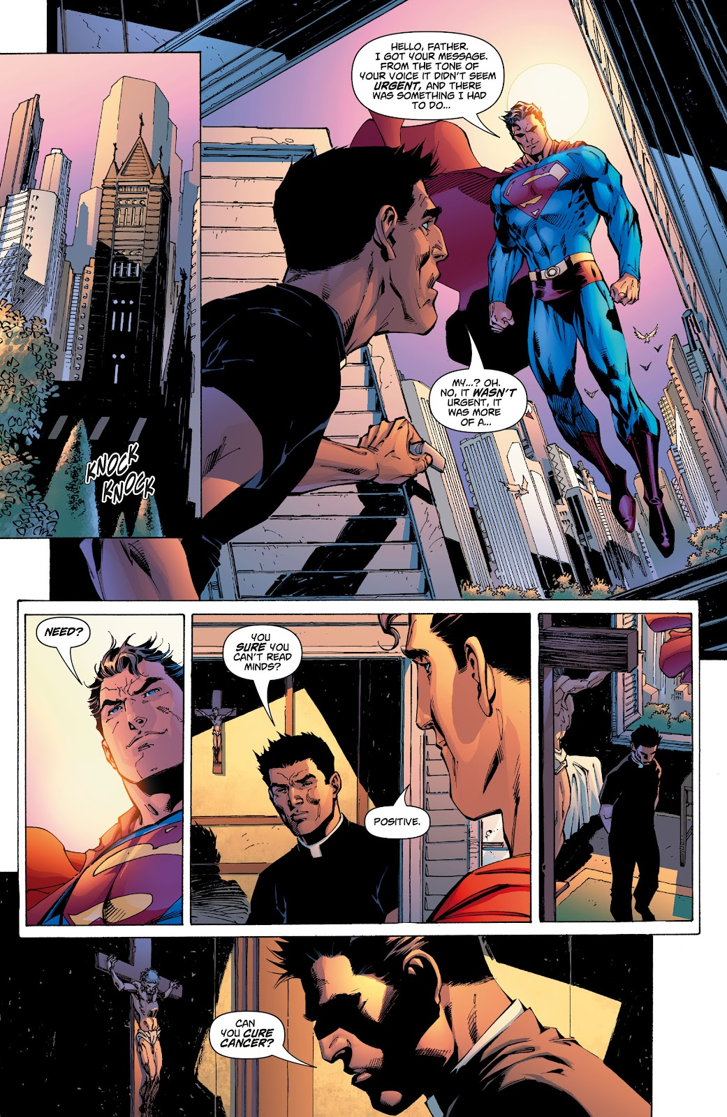 Read online Superman: For Tomorrow comic -  Issue # TPB (Part 2) - 72