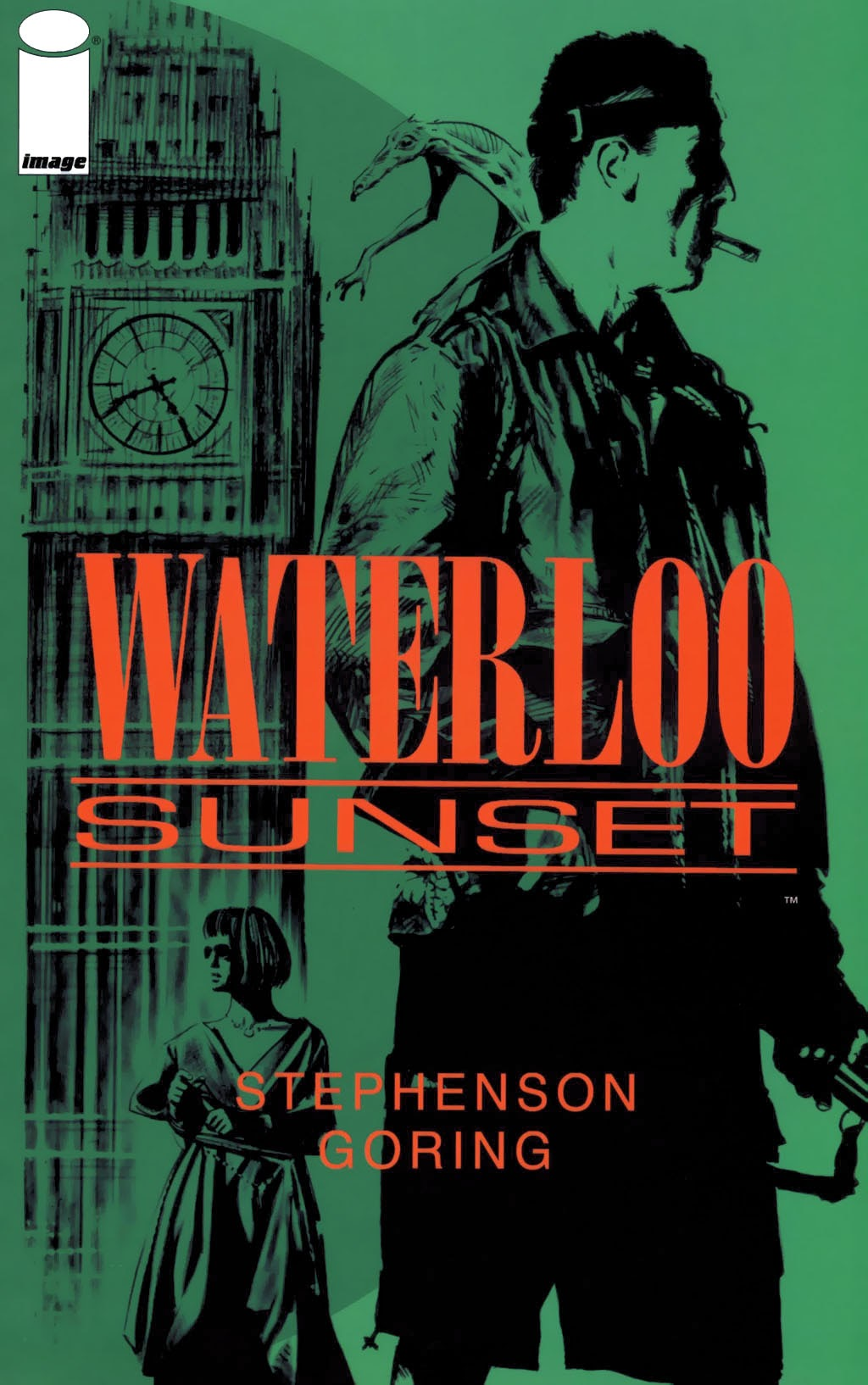 Waterloo Sunset 3 Page 1