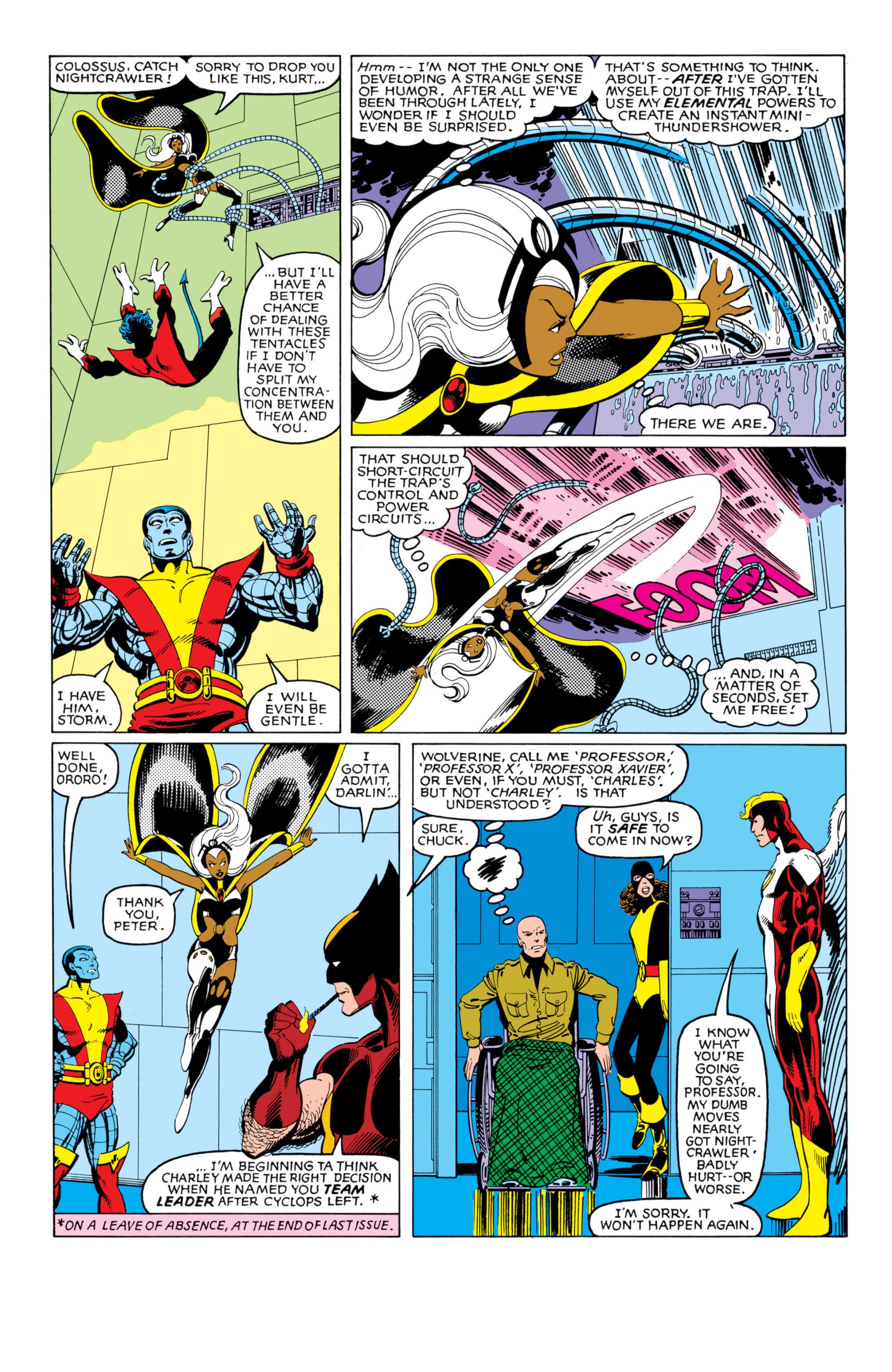 Uncanny X-Men (1963) 139 Page 5