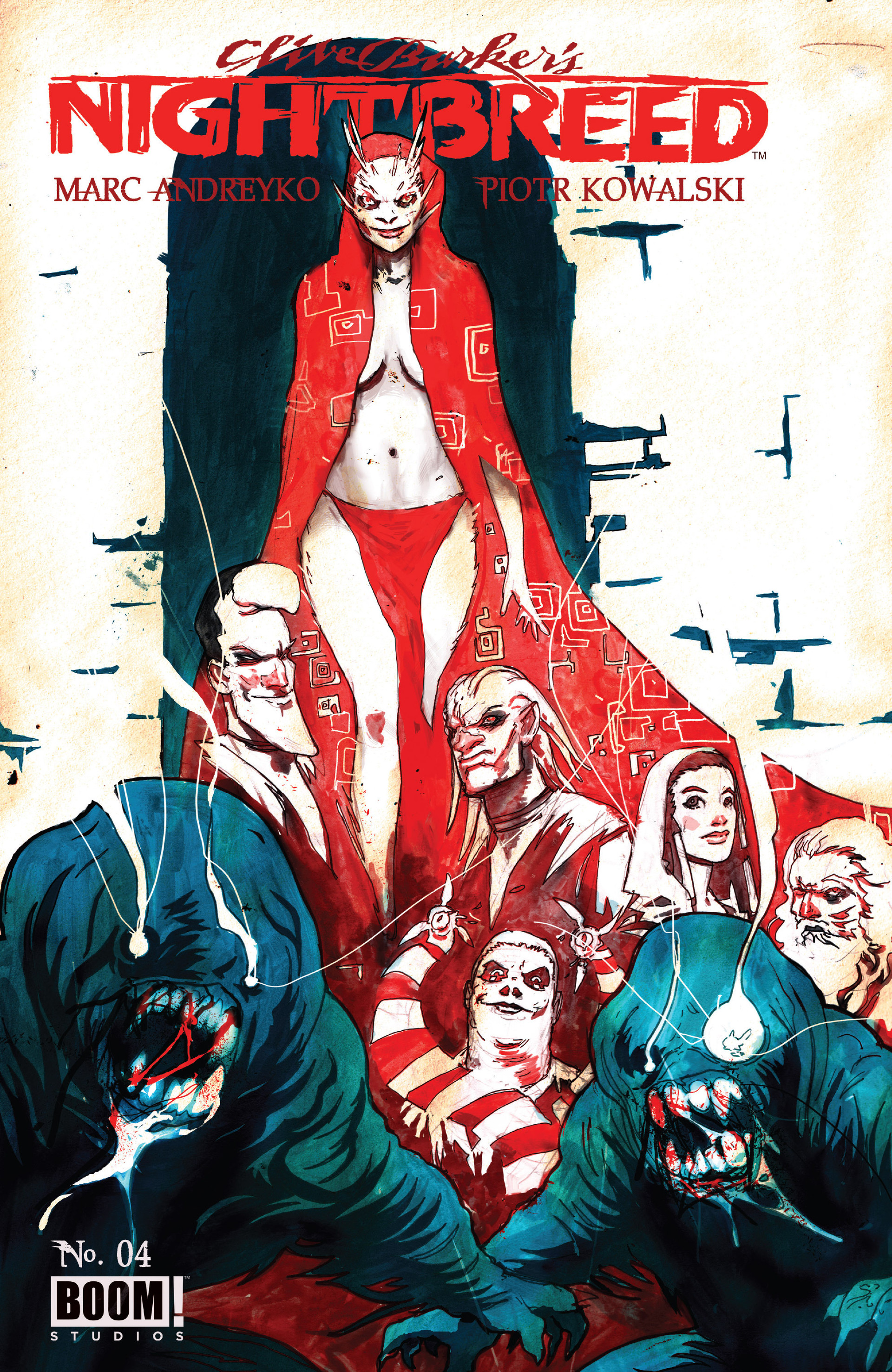 Clive Barkers Nightbreed (2014) 4 Page 1