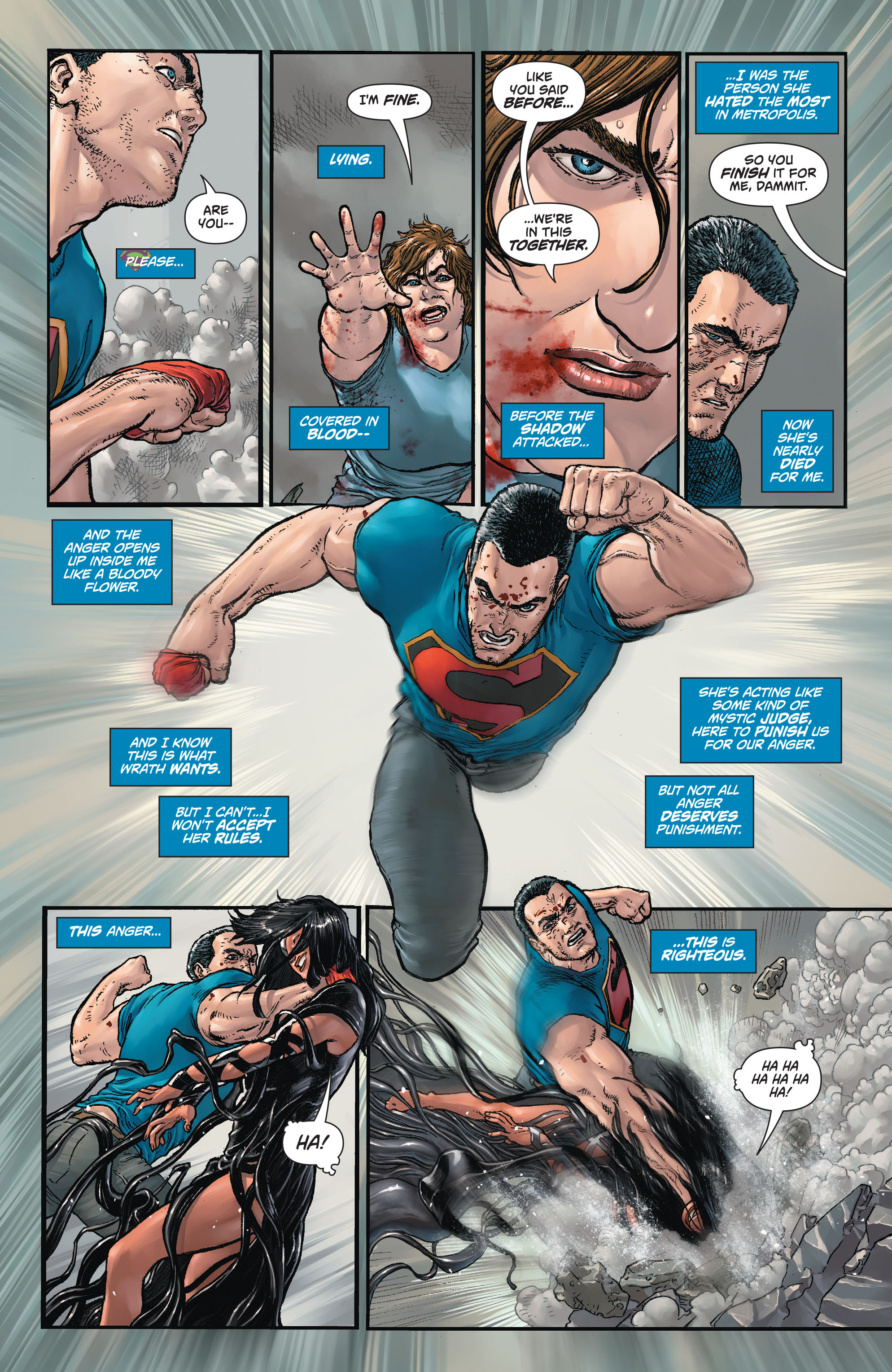 Read online Action Comics (2011) comic -  Issue #44 - 11