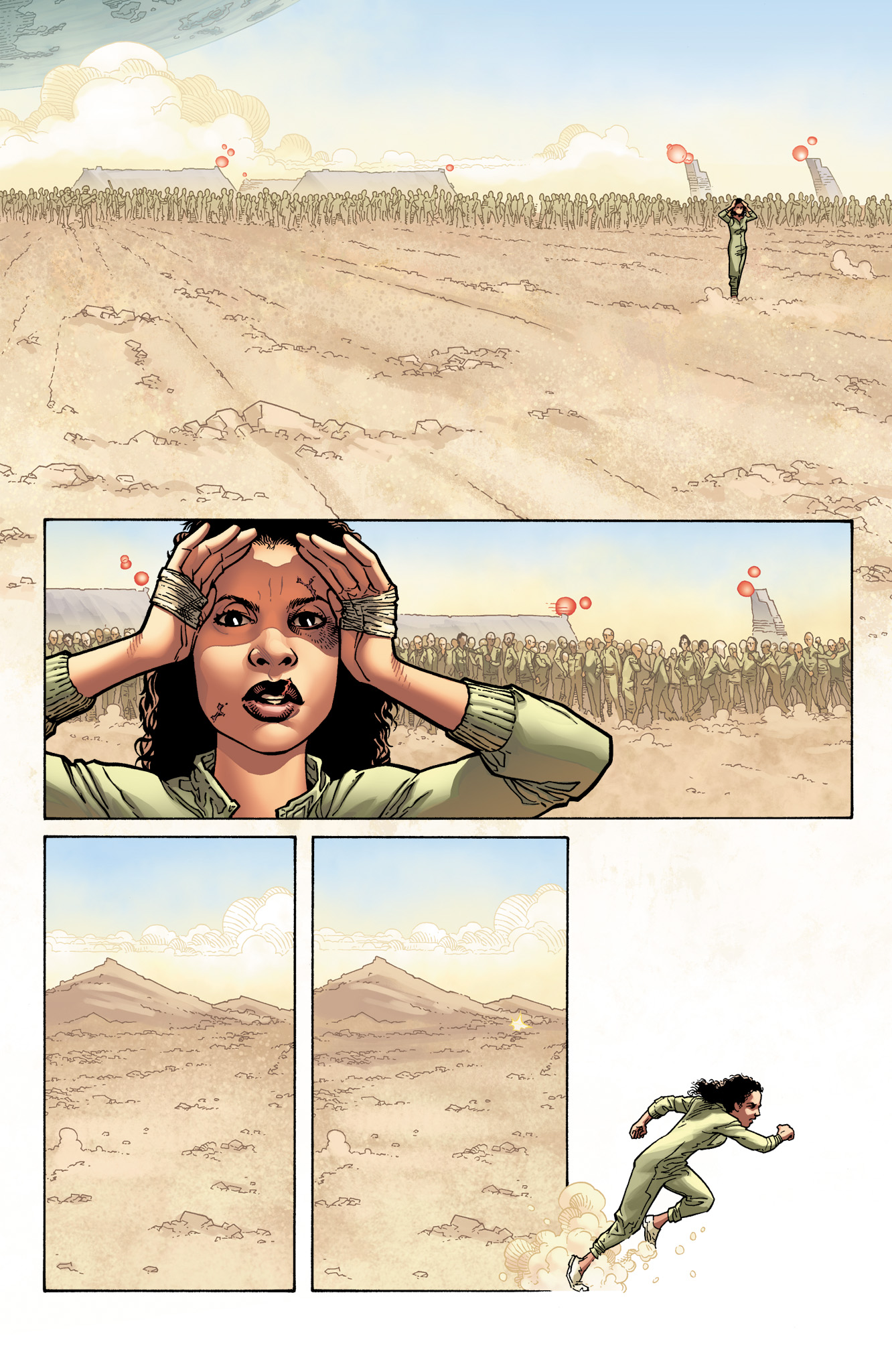 Read online Serenity: Firefly Class 03-K64  Leaves on the Wind comic -  Issue #6 - 11