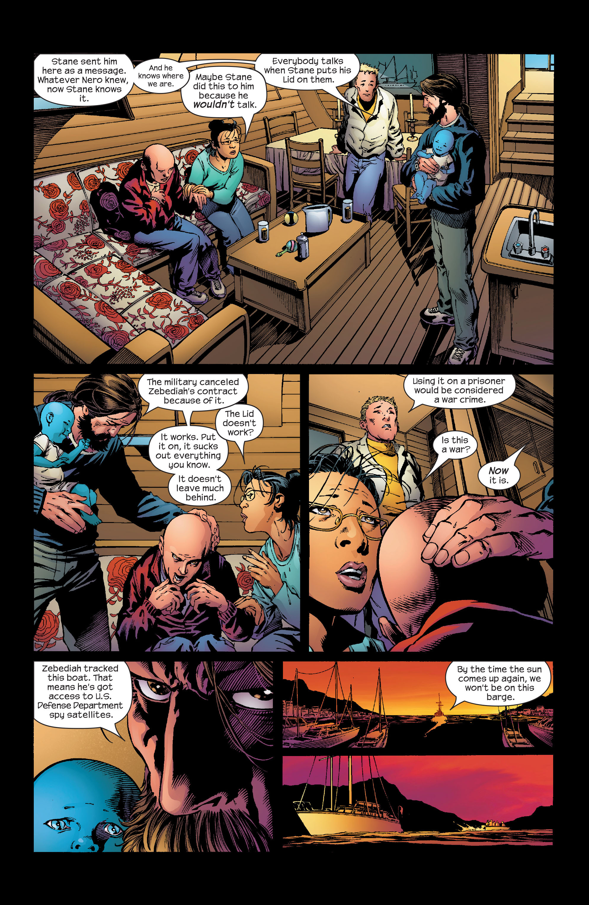 Read online Ultimate Iron Man (2005) comic -  Issue #2 - 17