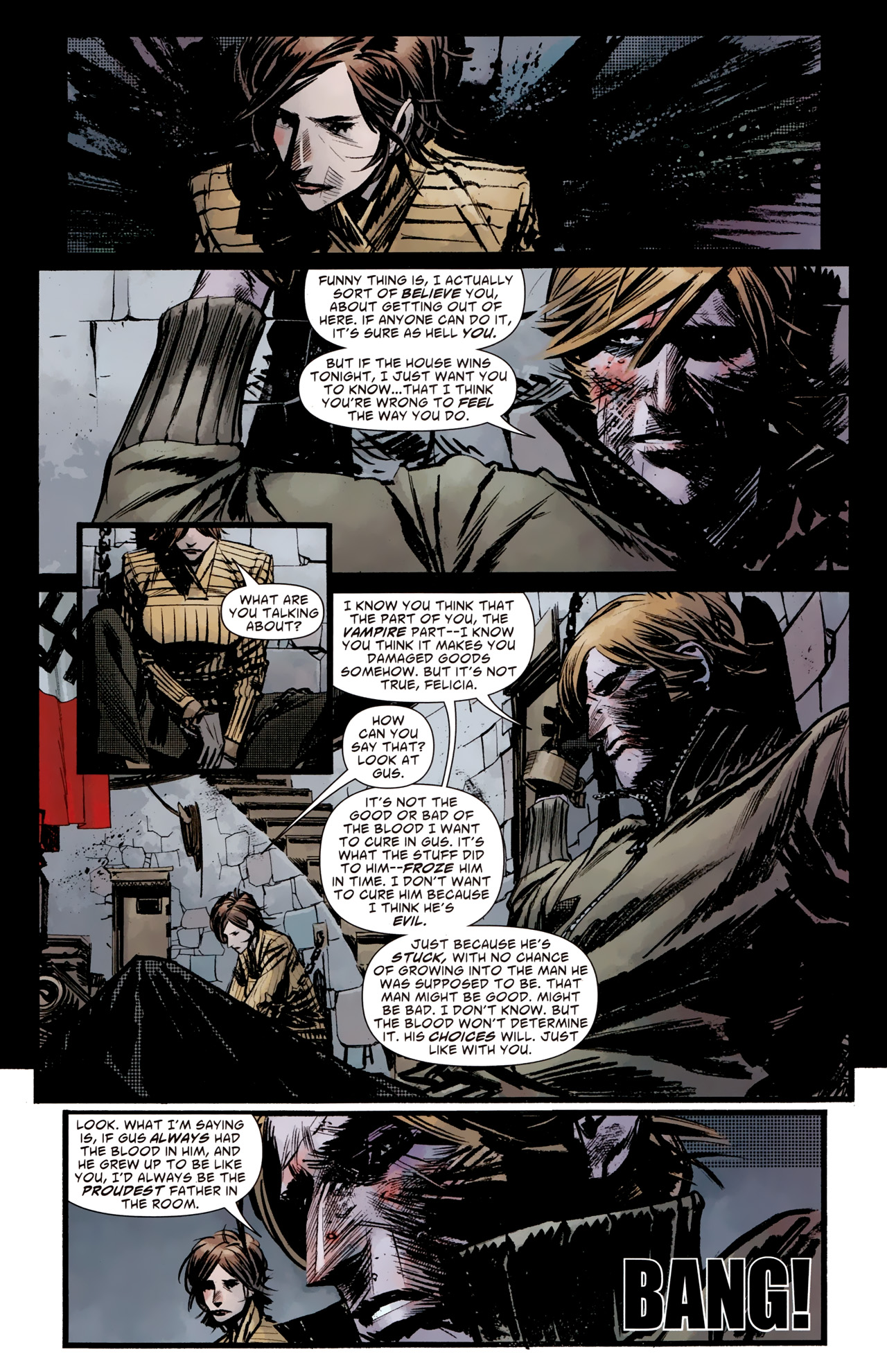 Read online American Vampire: Survival of the Fittest comic -  Issue #4 - 14