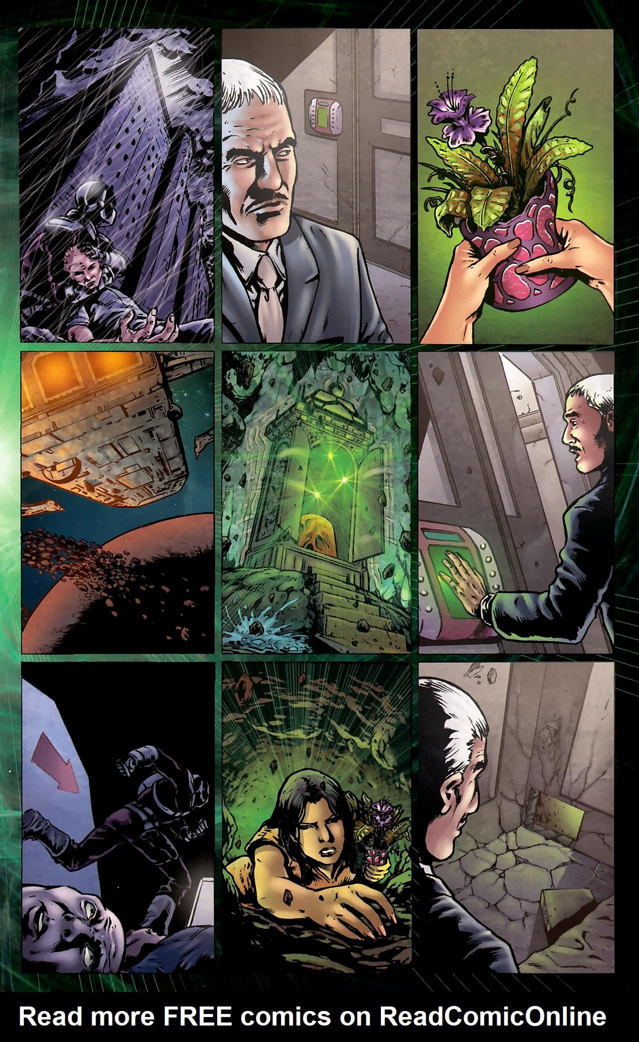 Read online Stargate Vala Mal Doran comic -  Issue #3 - 9
