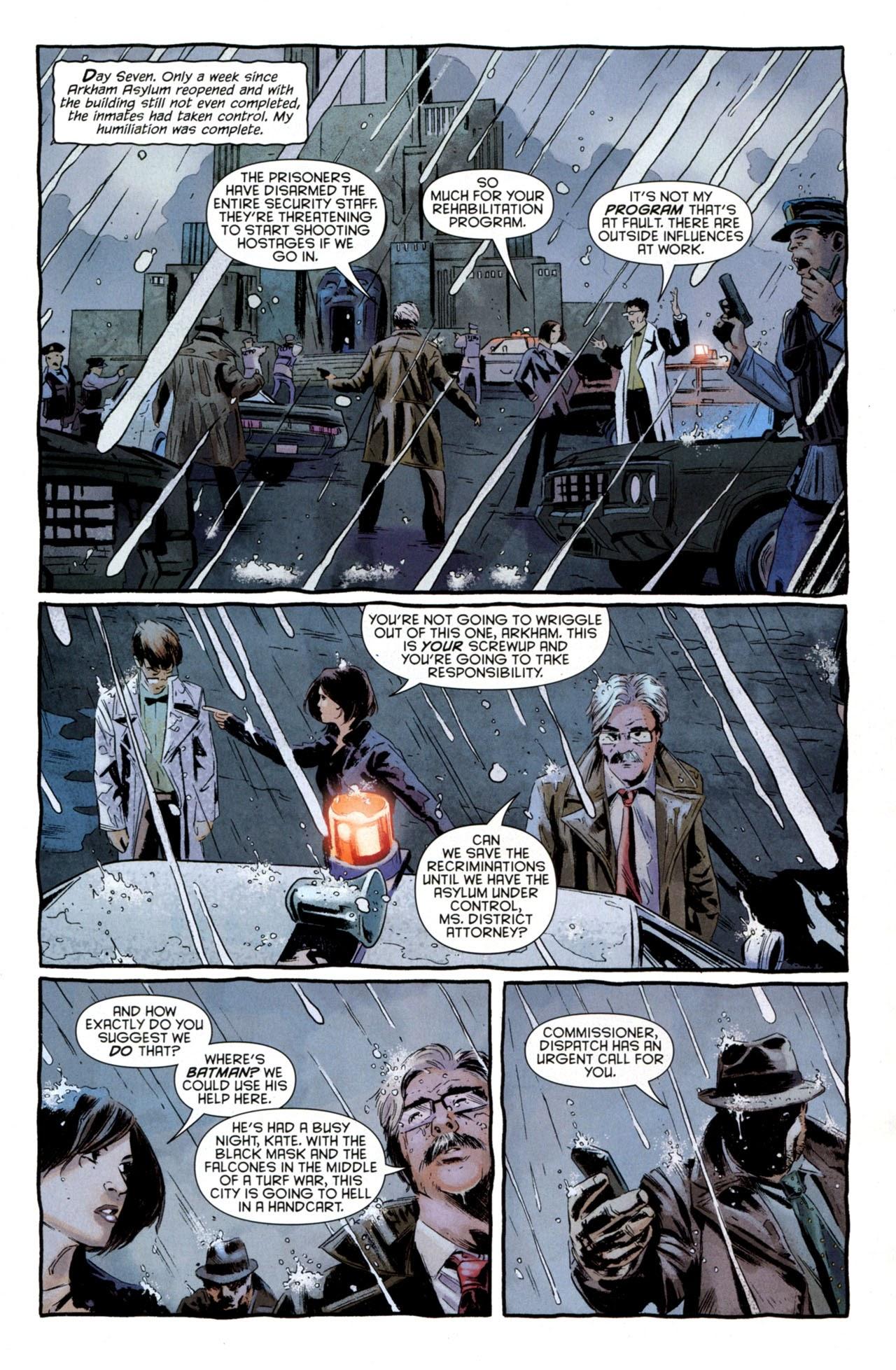 Arkham Reborn 3 Page 2