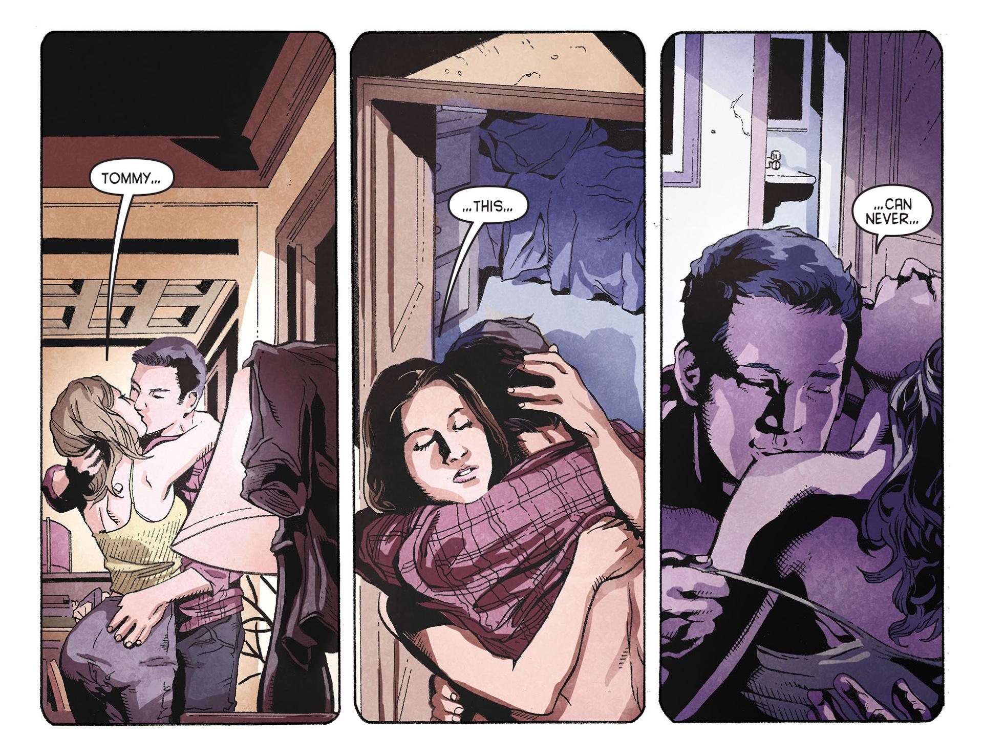 Read online Arrow [II] comic -  Issue #26 - 11
