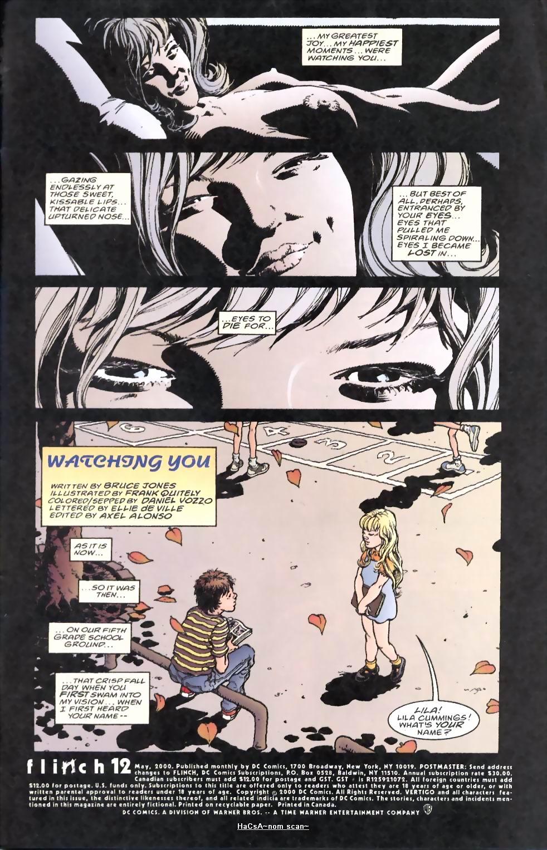 Read online Flinch comic -  Issue #12 - 2