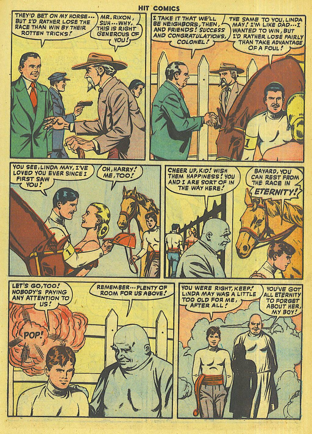 Read online Hit Comics comic -  Issue #56 - 15