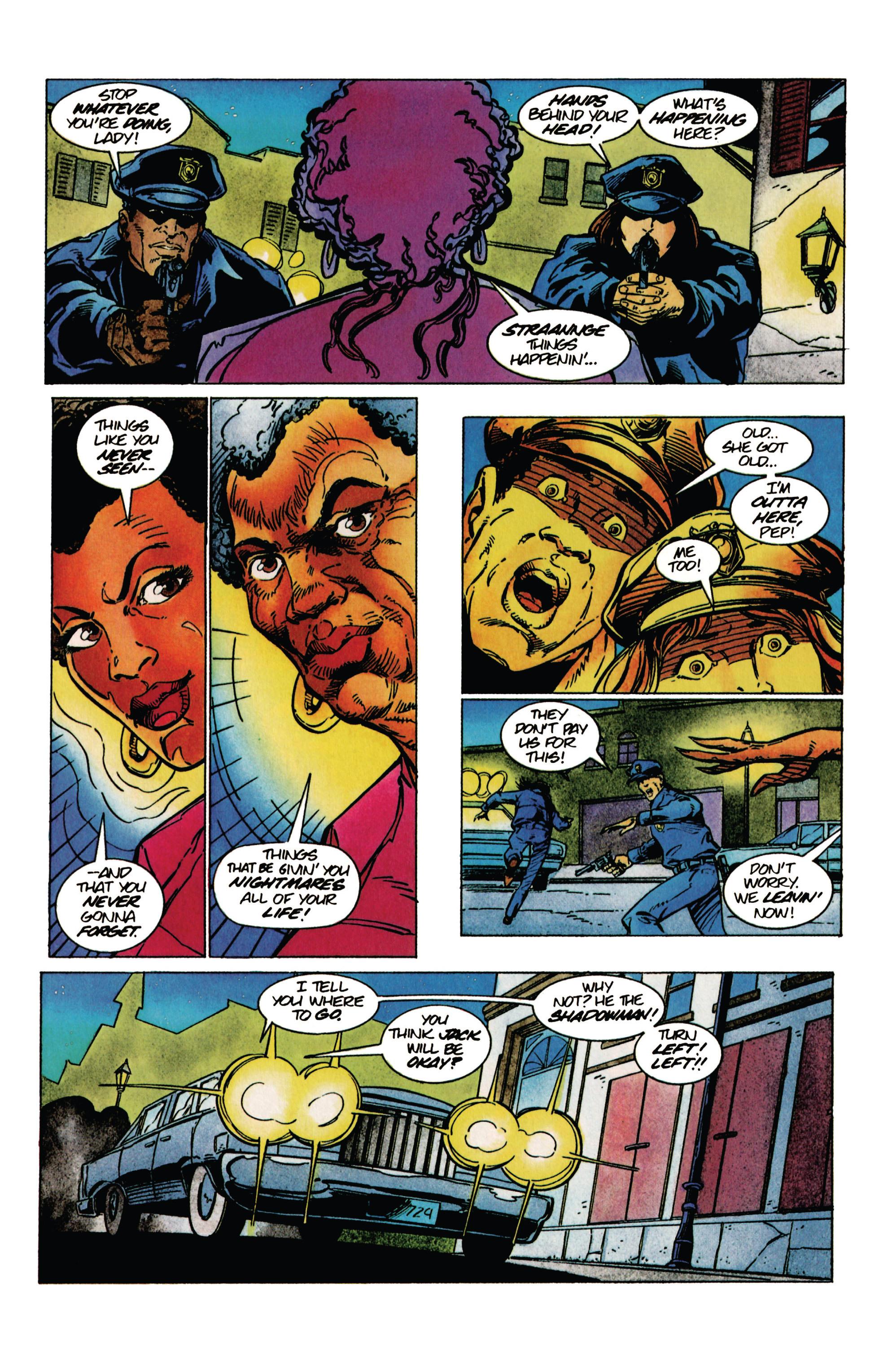 Read online Shadowman (1992) comic -  Issue #37 - 10