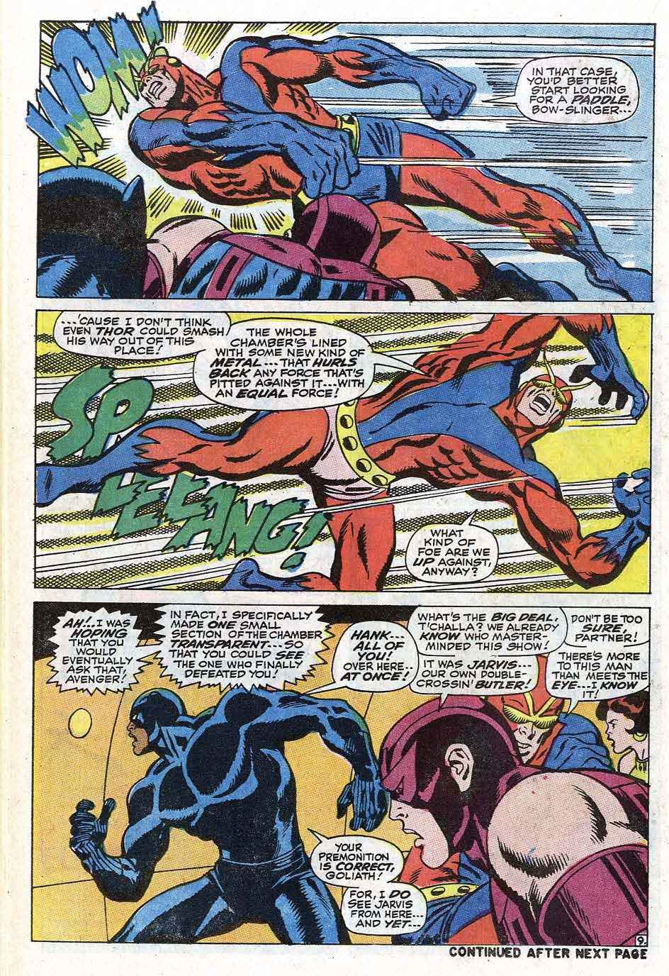 The Avengers (1963) 55 Page 13