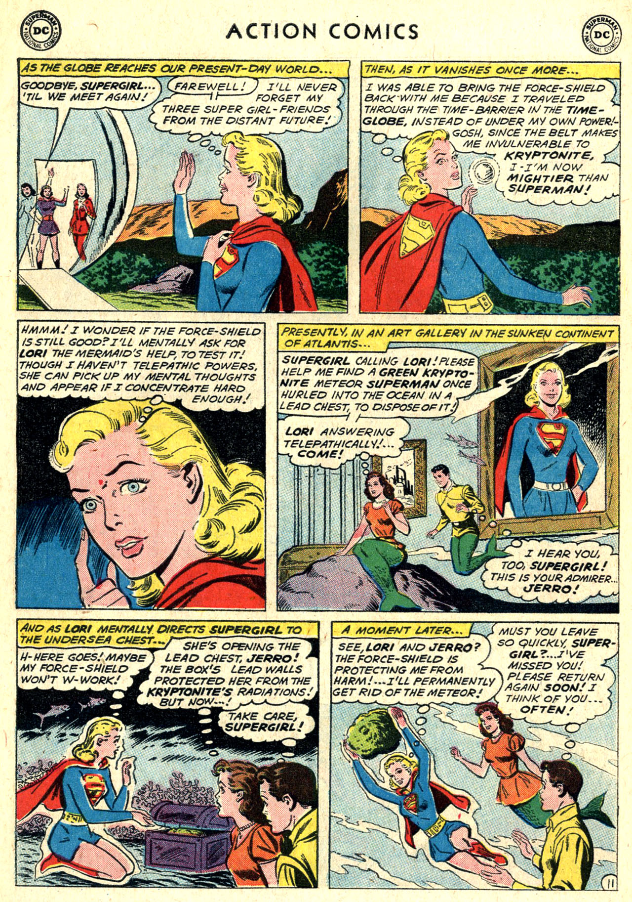 Action Comics (1938) 276 Page 29