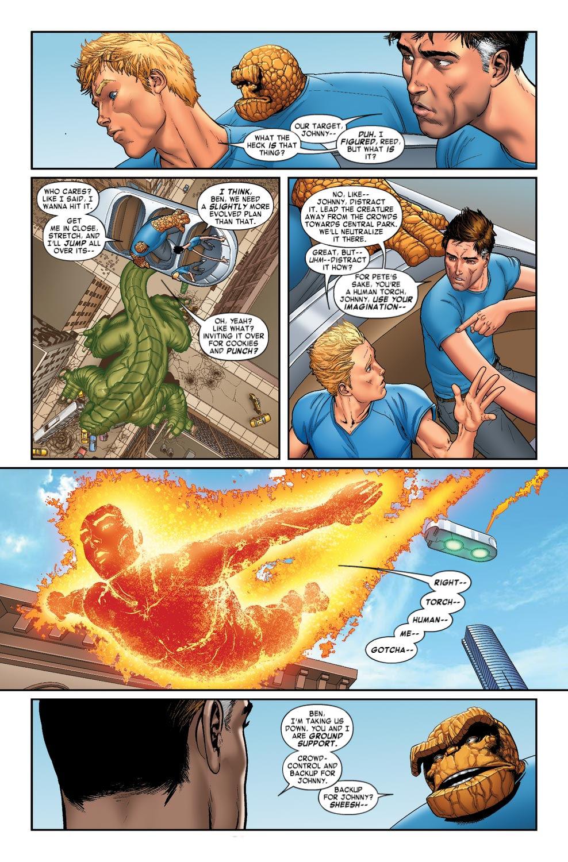 Read online Fantastic Four: Season One comic -  Issue # TPB - 41