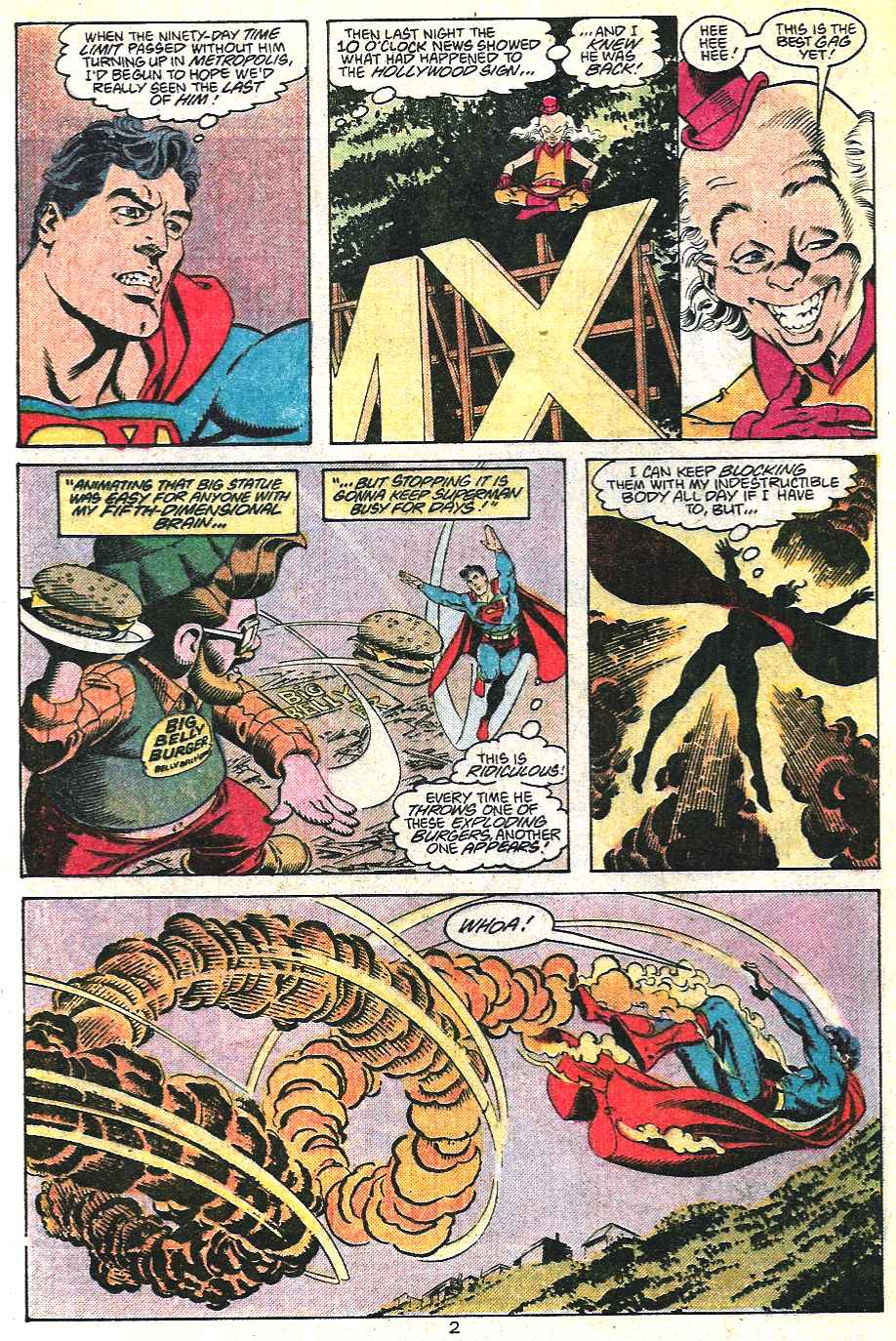 Read online Adventures of Superman (1987) comic -  Issue #441 - 3