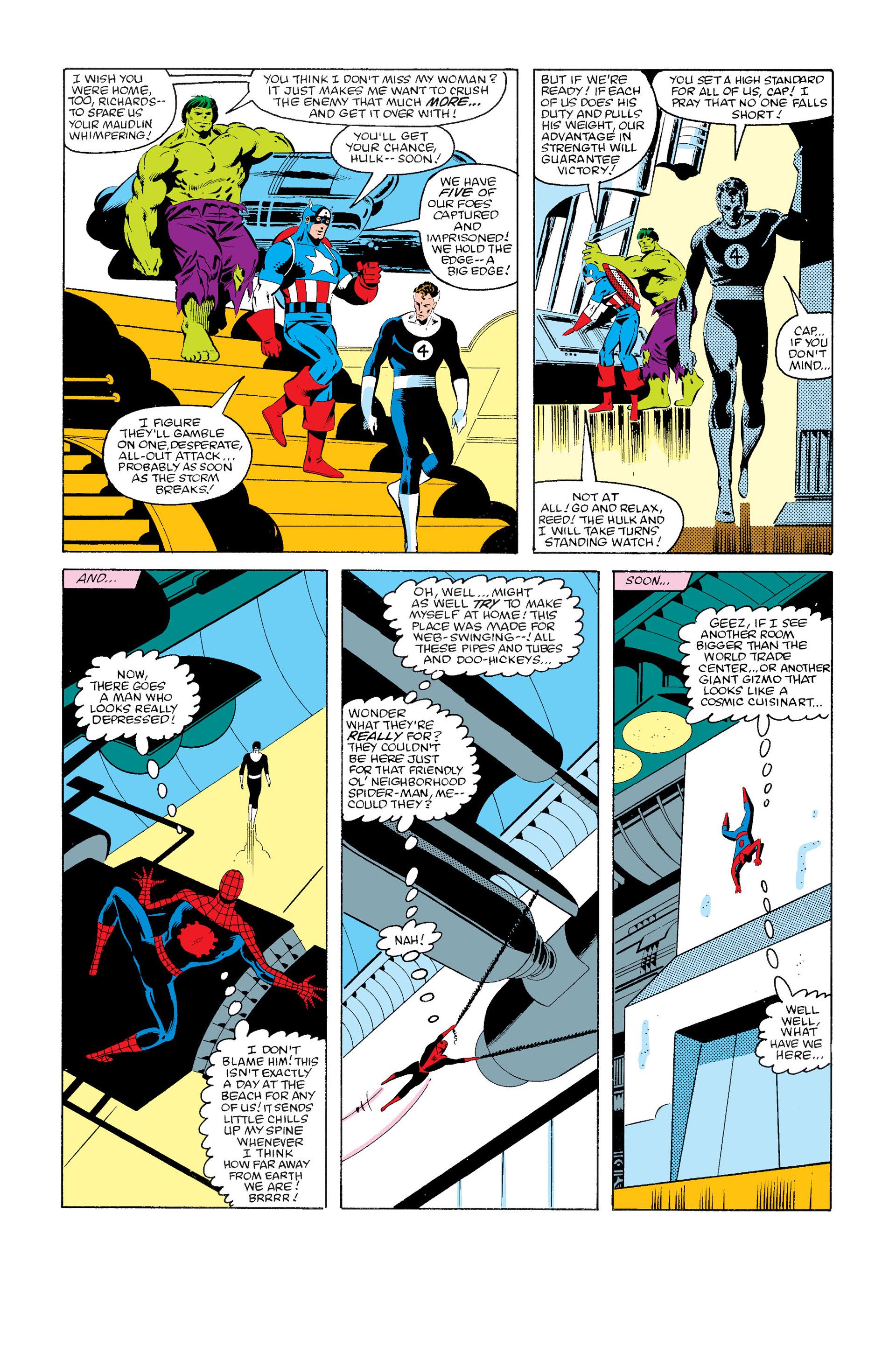 Read online Secret Wars (1985) comic -  Issue #3 - 9
