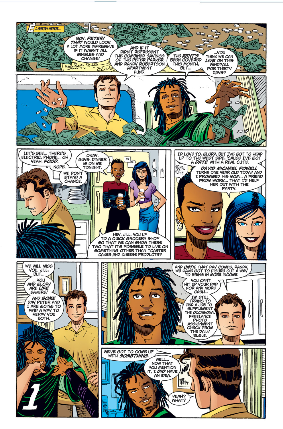 The Amazing Spider-Man (1999) 22 Page 3