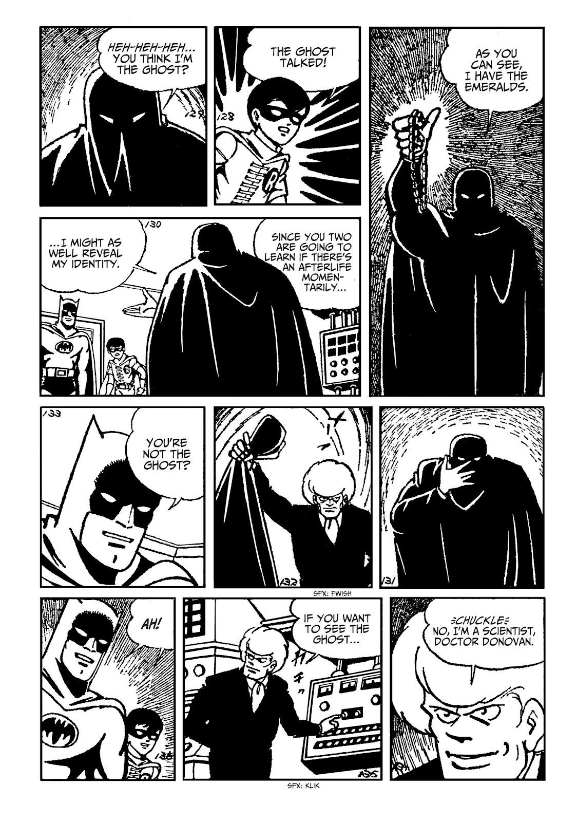 Read online Batman - The Jiro Kuwata Batmanga comic -  Issue #51 - 22
