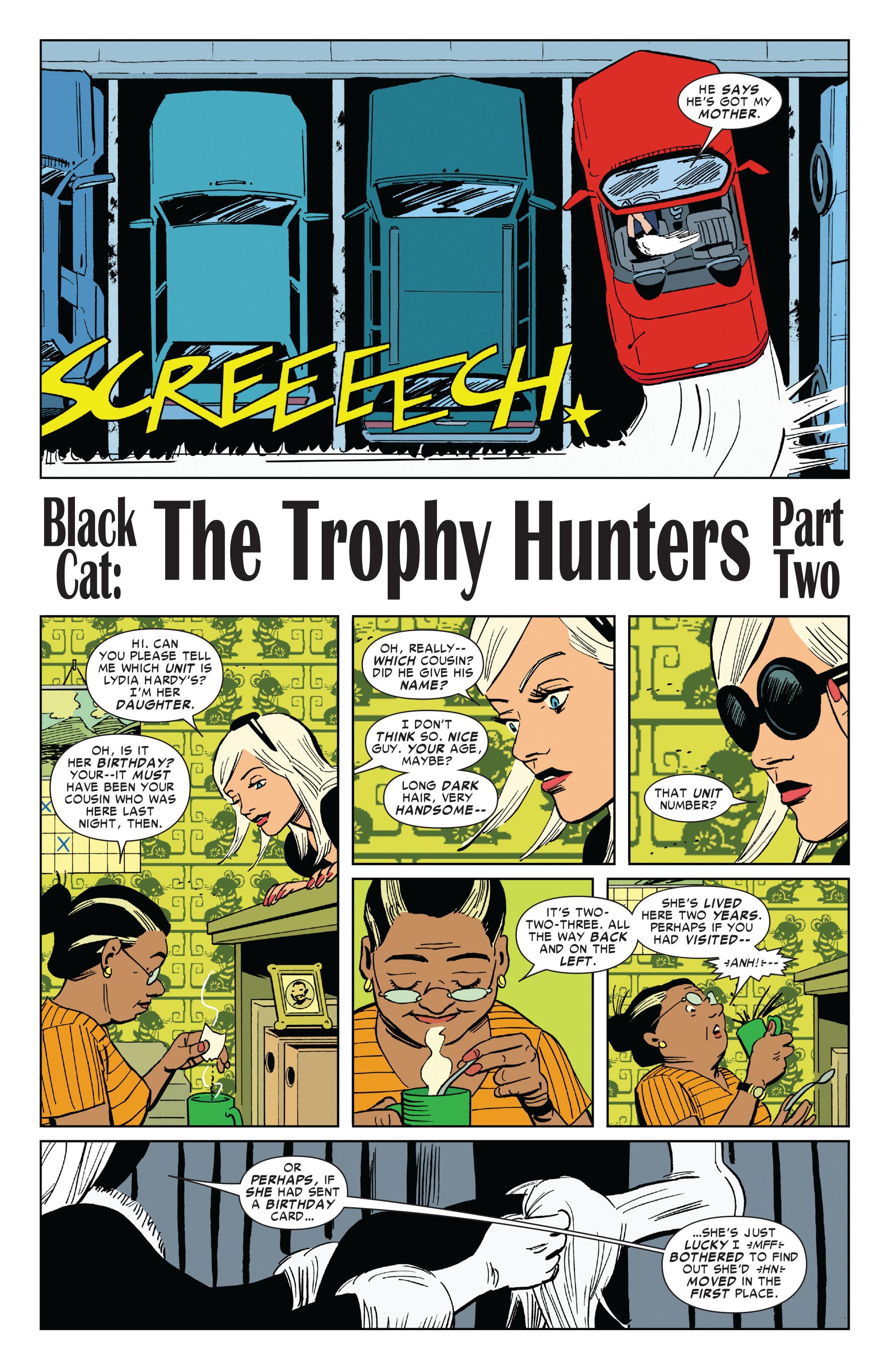 Read online Amazing Spider-Man Presents: Black Cat comic -  Issue #2 - 4