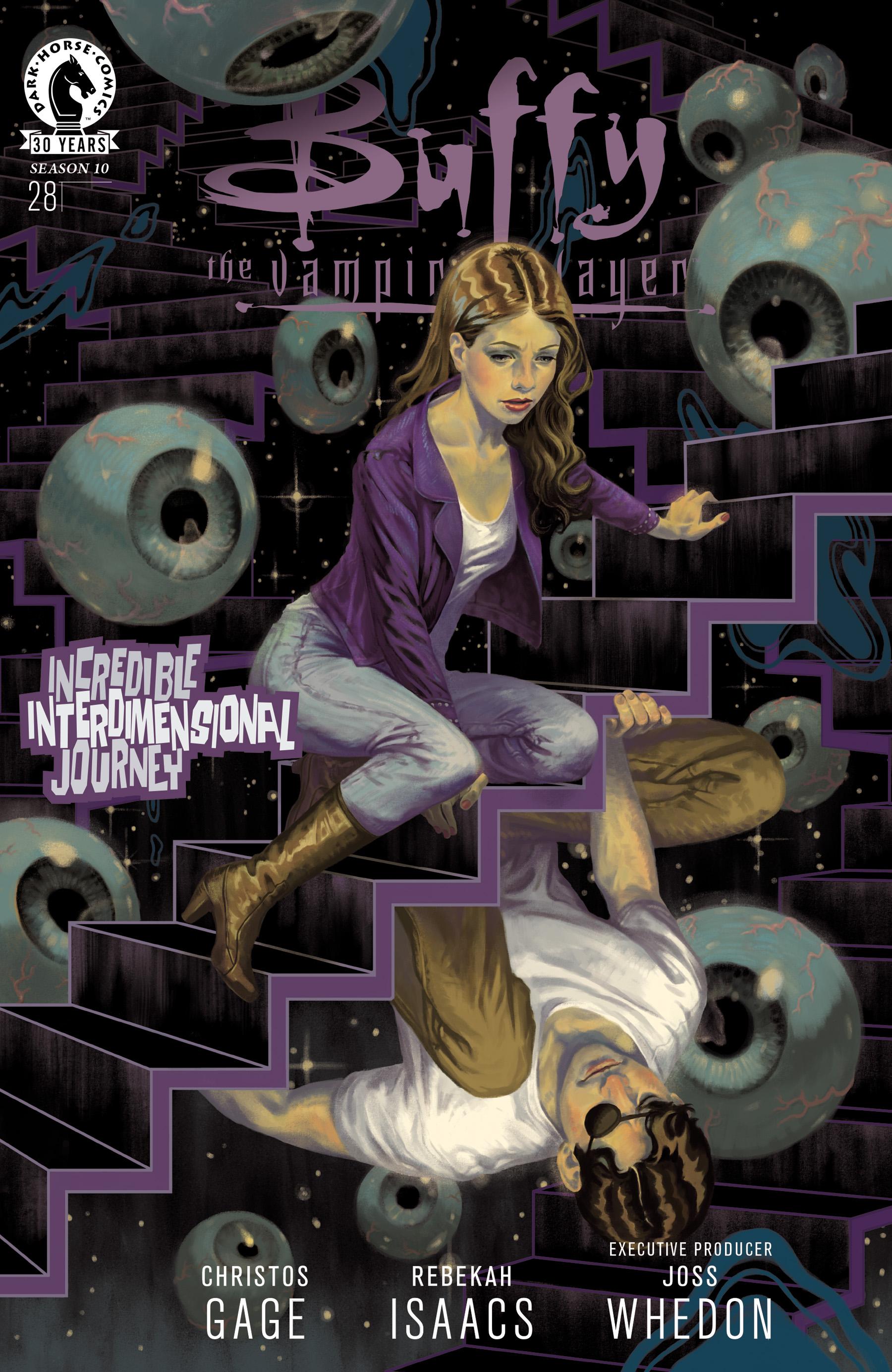 Buffy the Vampire Slayer Season Ten 28 Page 1