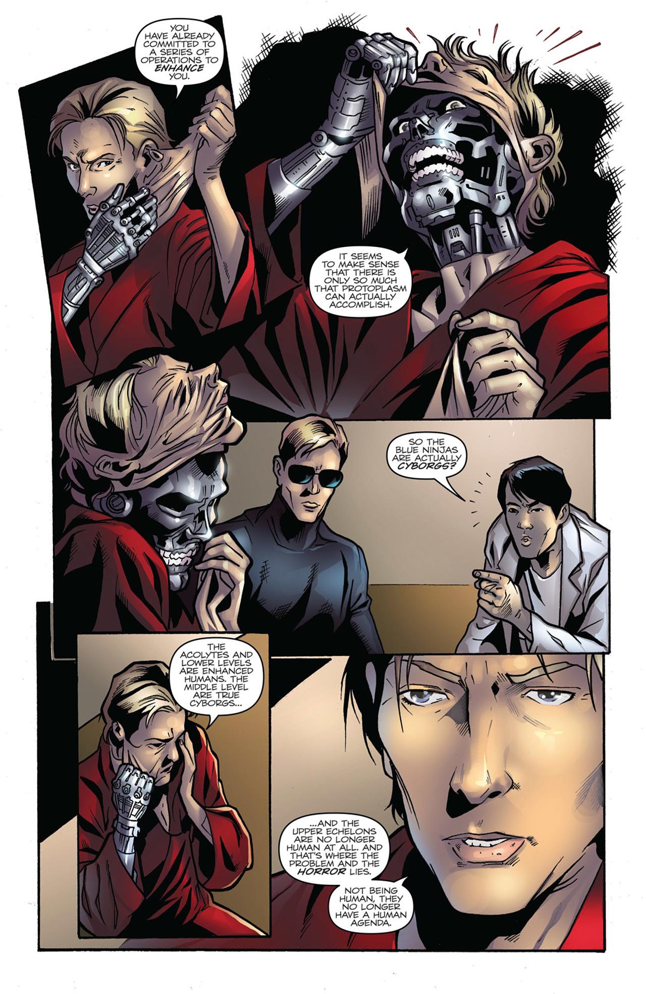 G.I. Joe: A Real American Hero 173 Page 20
