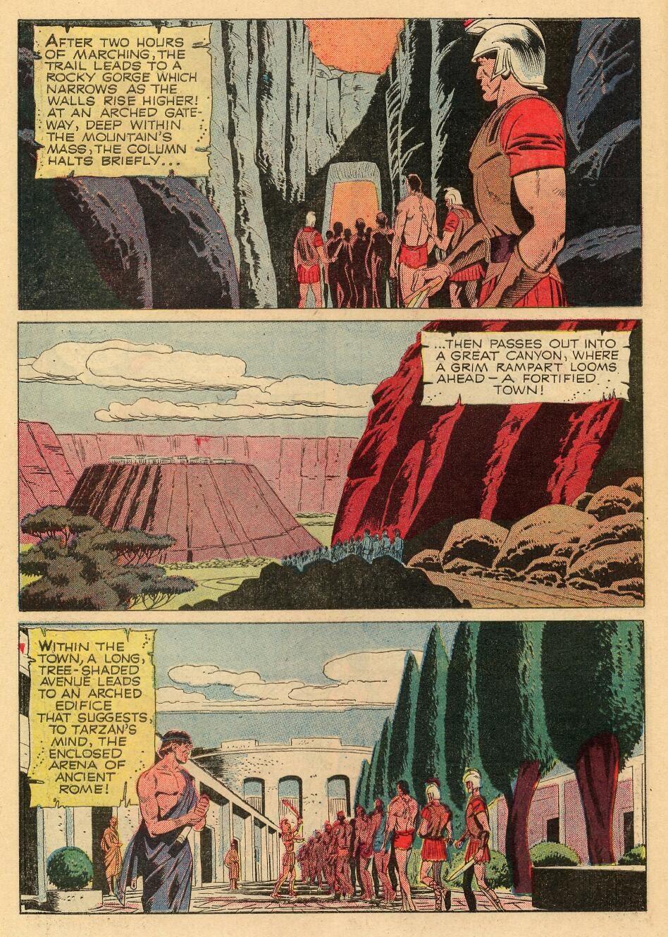 Tarzan (1962) issue 194 - Page 6