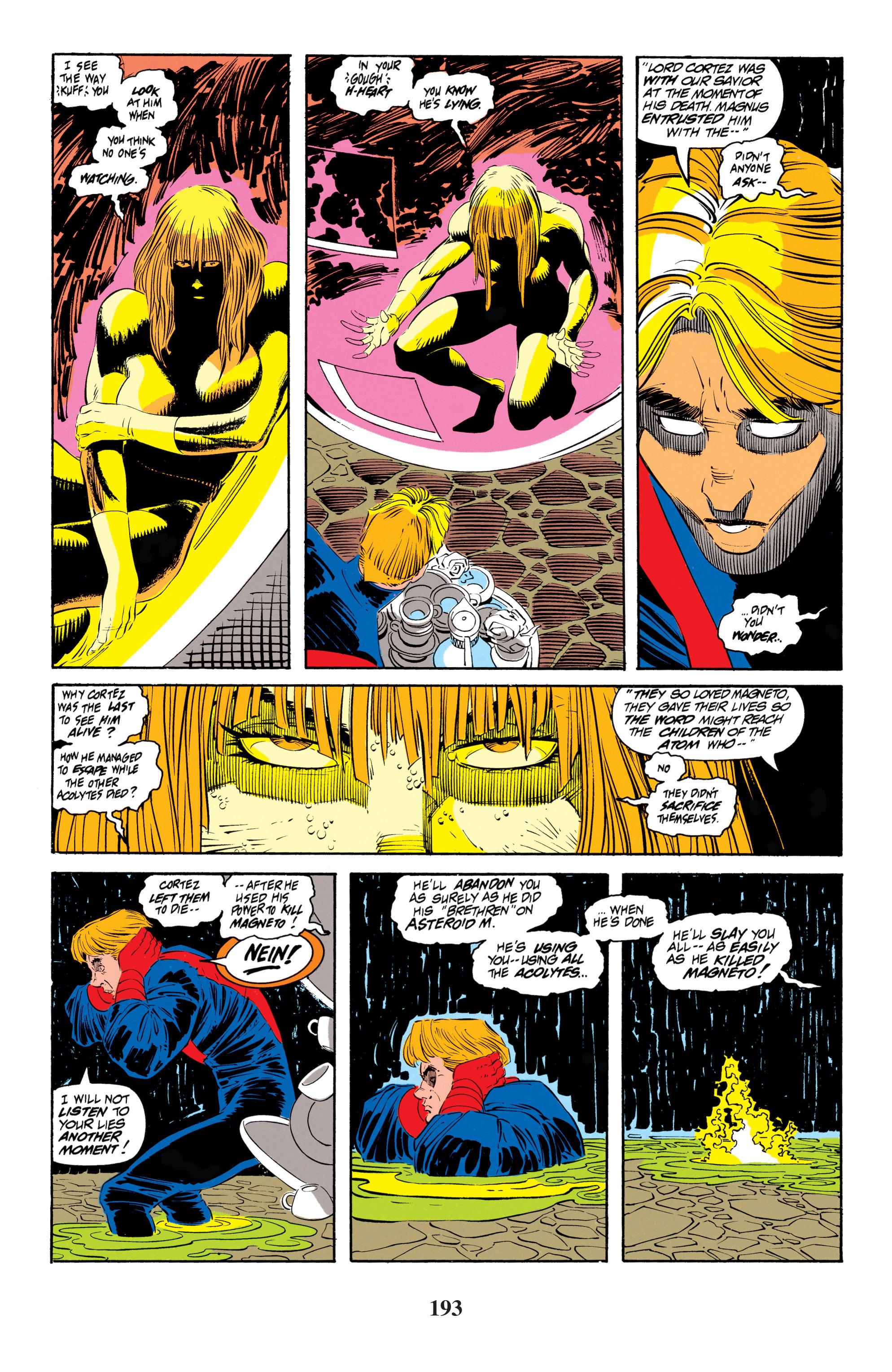 Read online Uncanny X-Men (1963) comic -  Issue #300 - 20