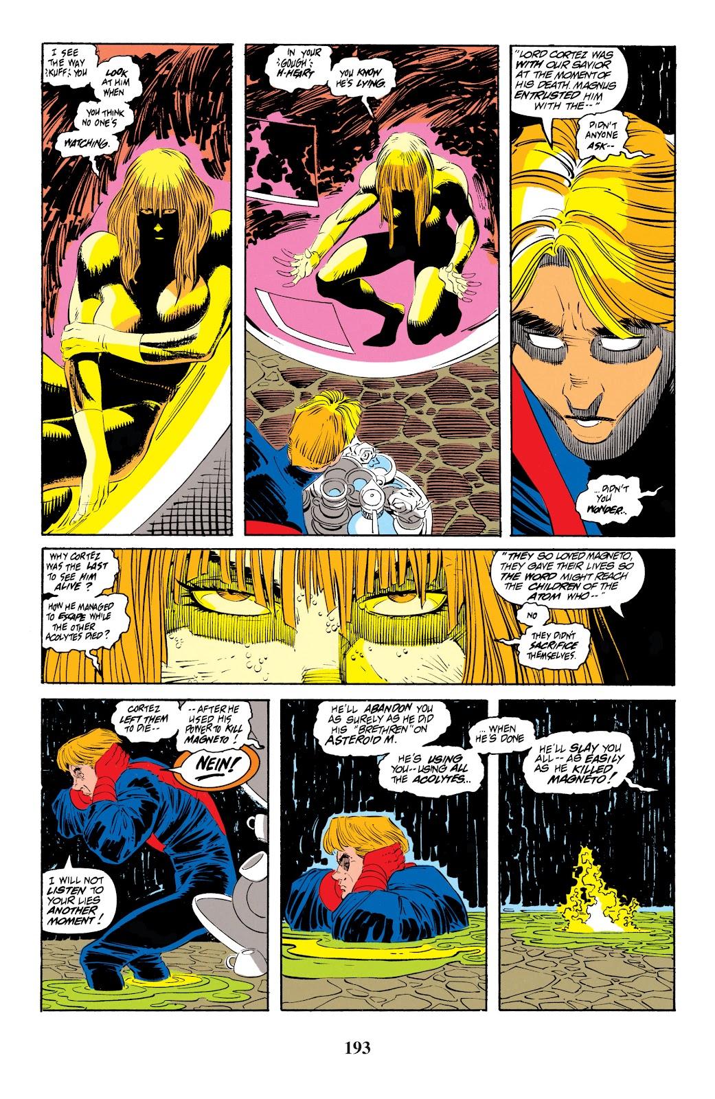 Uncanny X-Men (1963) issue 300 - Page 20