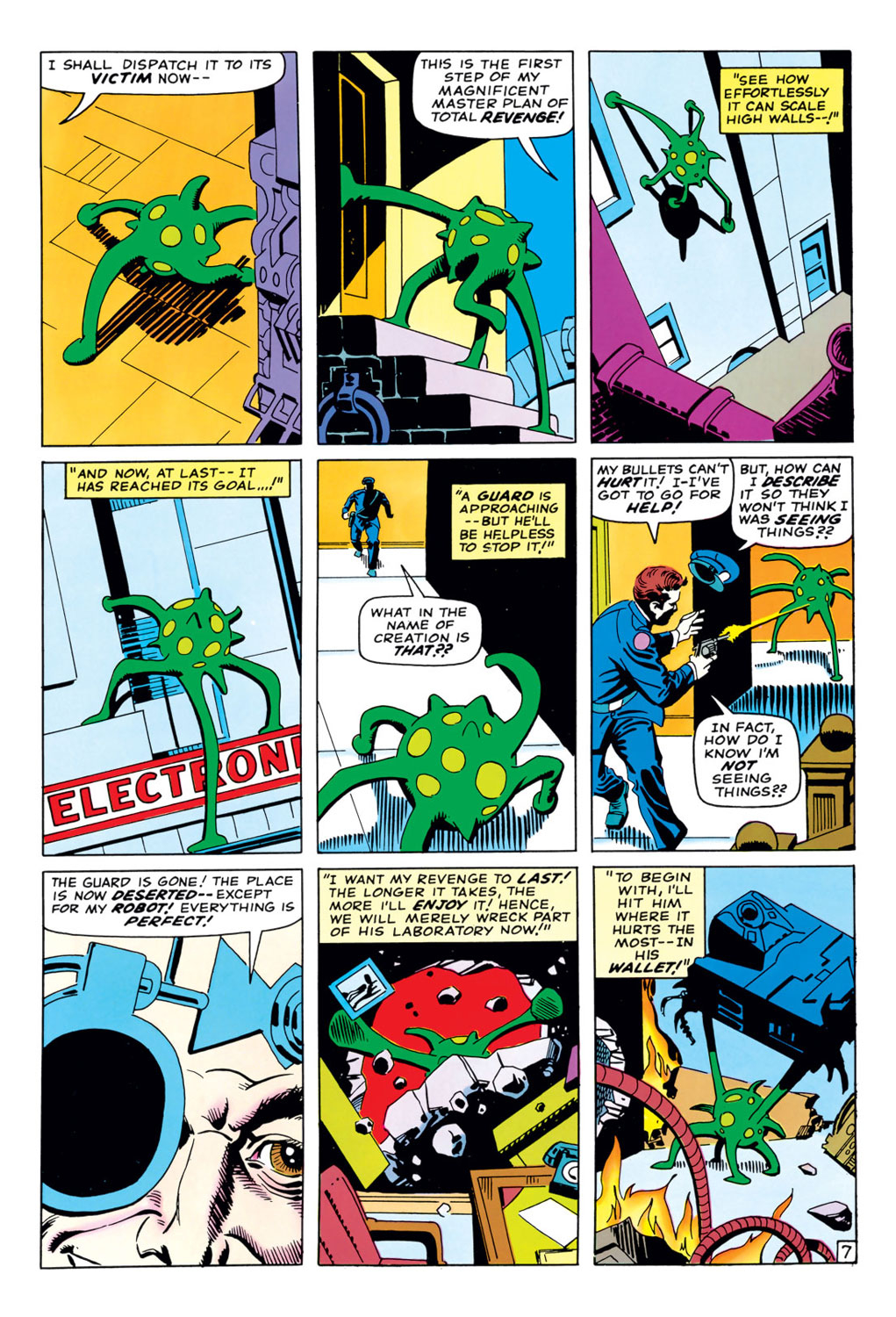 The Amazing Spider-Man (1963) 37 Page 7